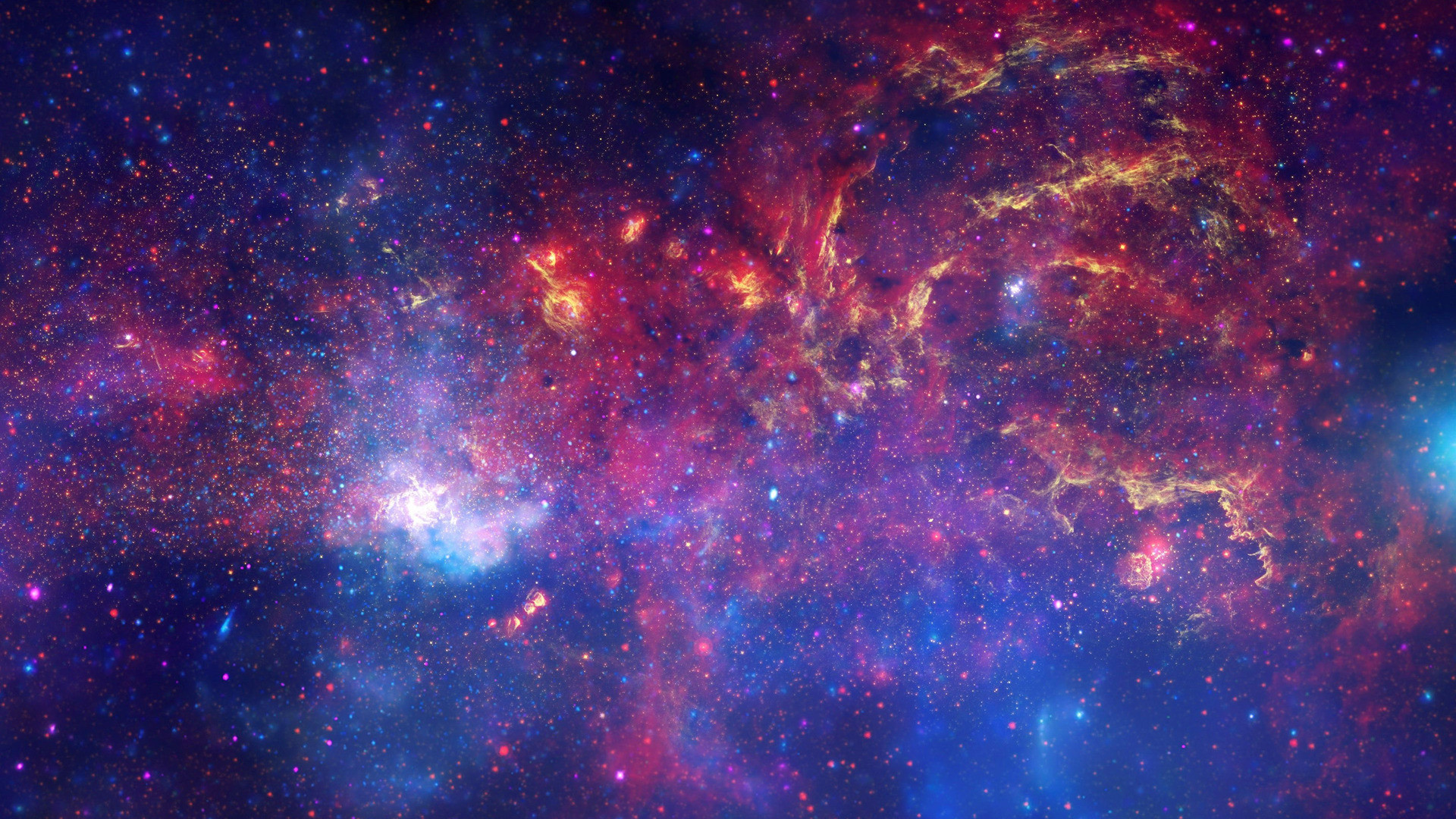 1920x1080 Amazing Space Galaxy Background 1080p.