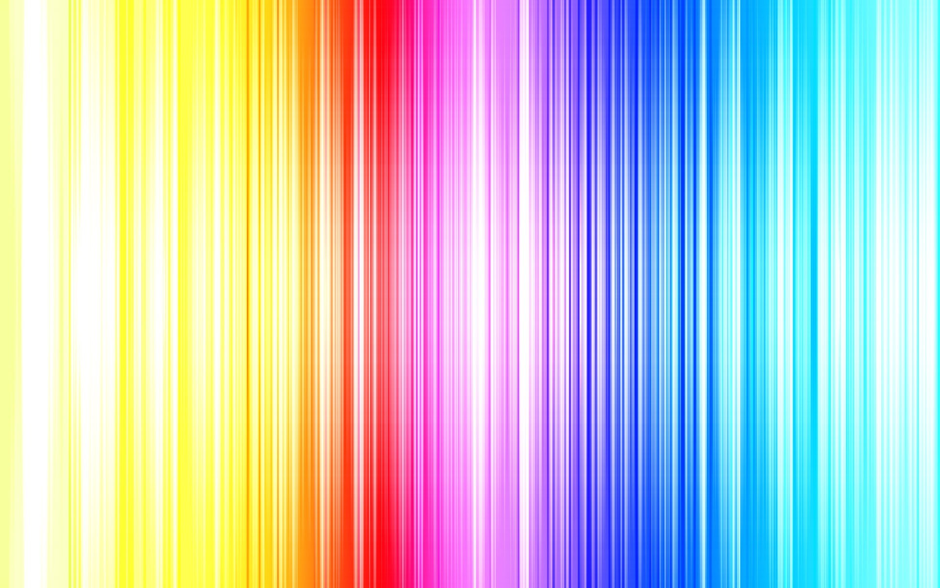 Bright colorful wallpaper