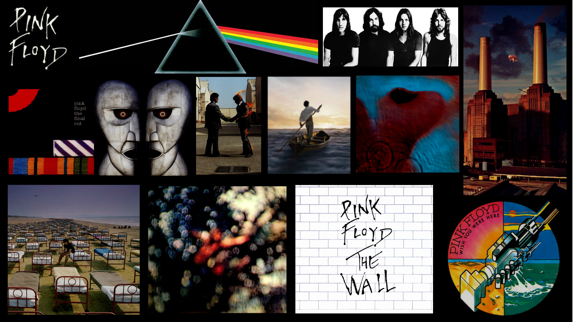 1920x1080 Pink Floyd Wallpaper V.2!- More Pink Floyd than ever ...
