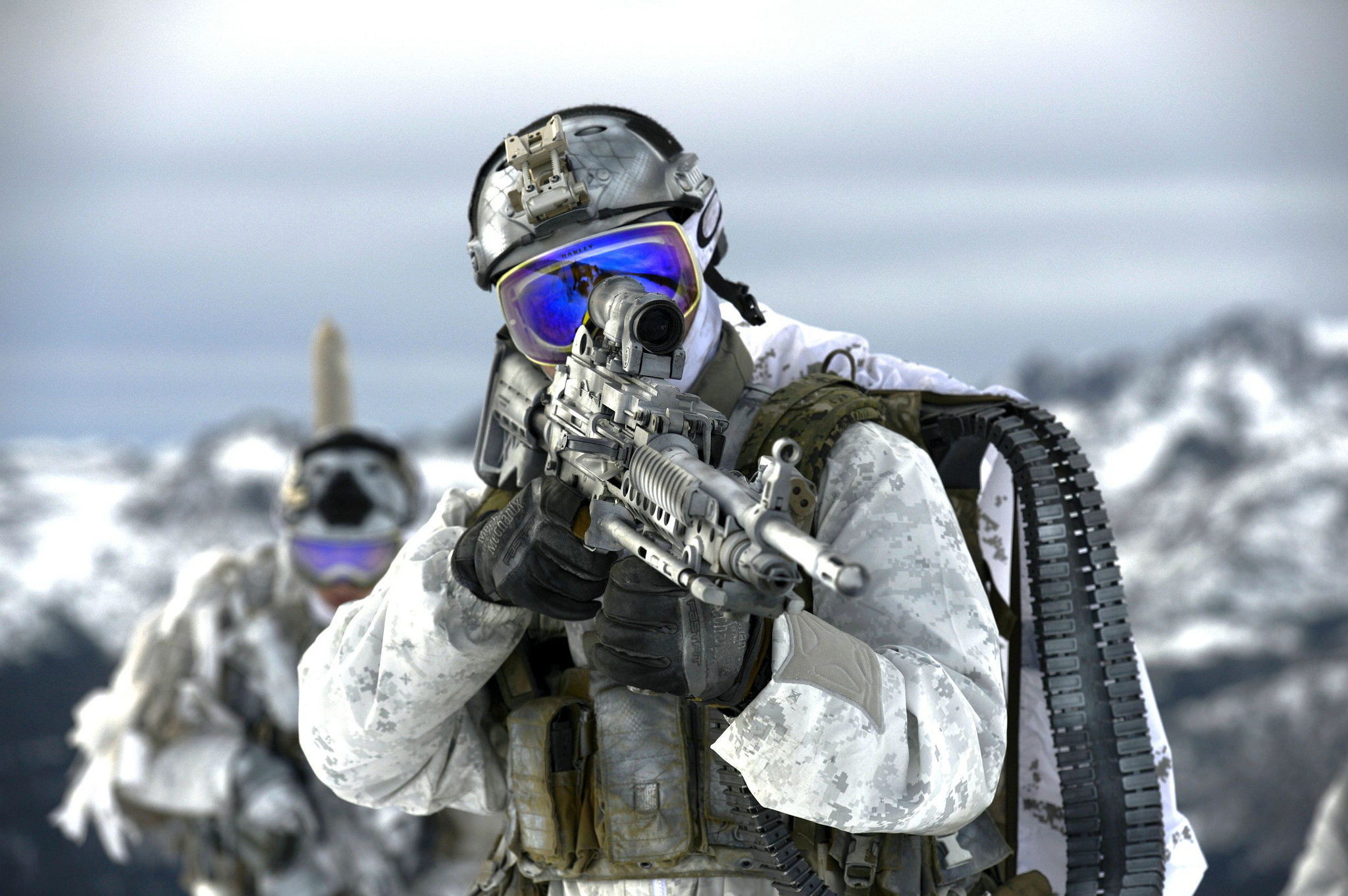 2048x1361 Wallpaper united states navy seals, soldiers, weapons wallpapers men .