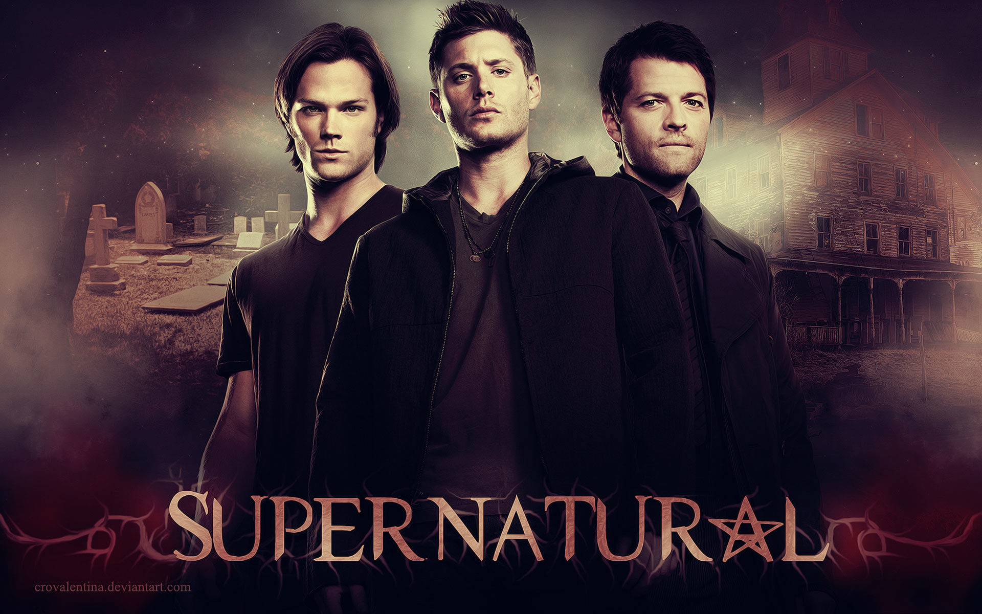 1920x1200 Free Supernatural Wallpaper