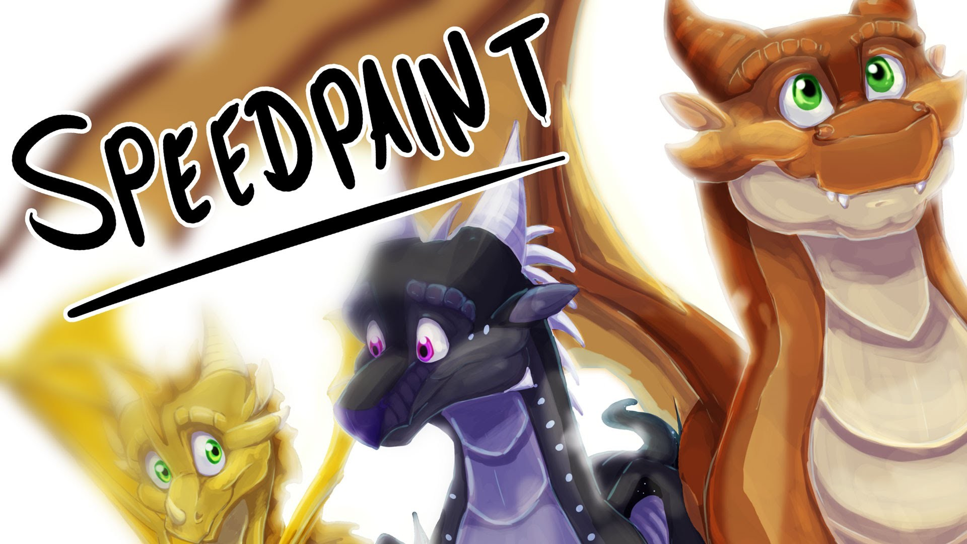1920x1080 [The Dragonets of Destiny] WINGS OF FIRE - Speedpaint - YouTube