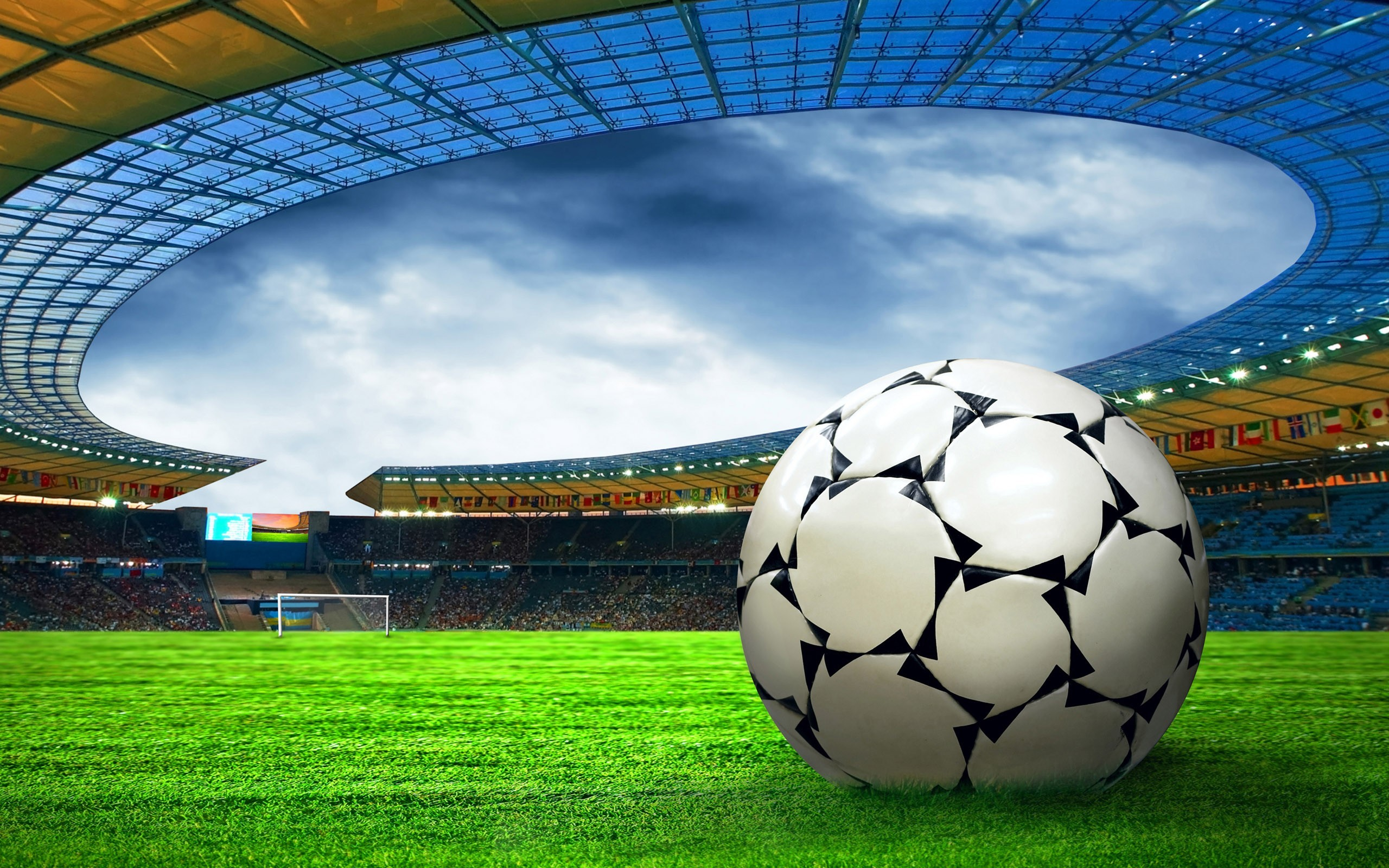 2560x1600 Cool Soccer Backgrounds | 48 Superb Soccer Wallpapers