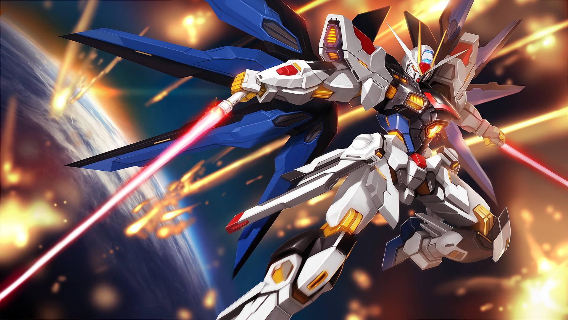 Hd Gundam Themes: Gundam HD Wallpapers (64+ Images