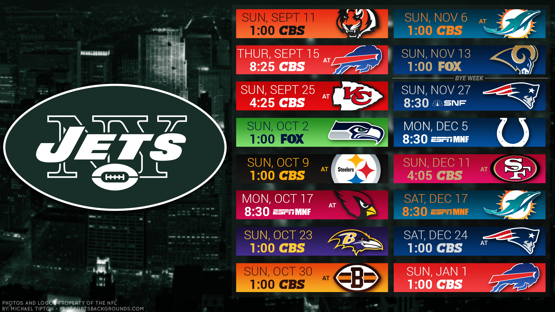 1920x1080 new york jets 2016 schedule wallpaper logo pc desktop computer nfl ...