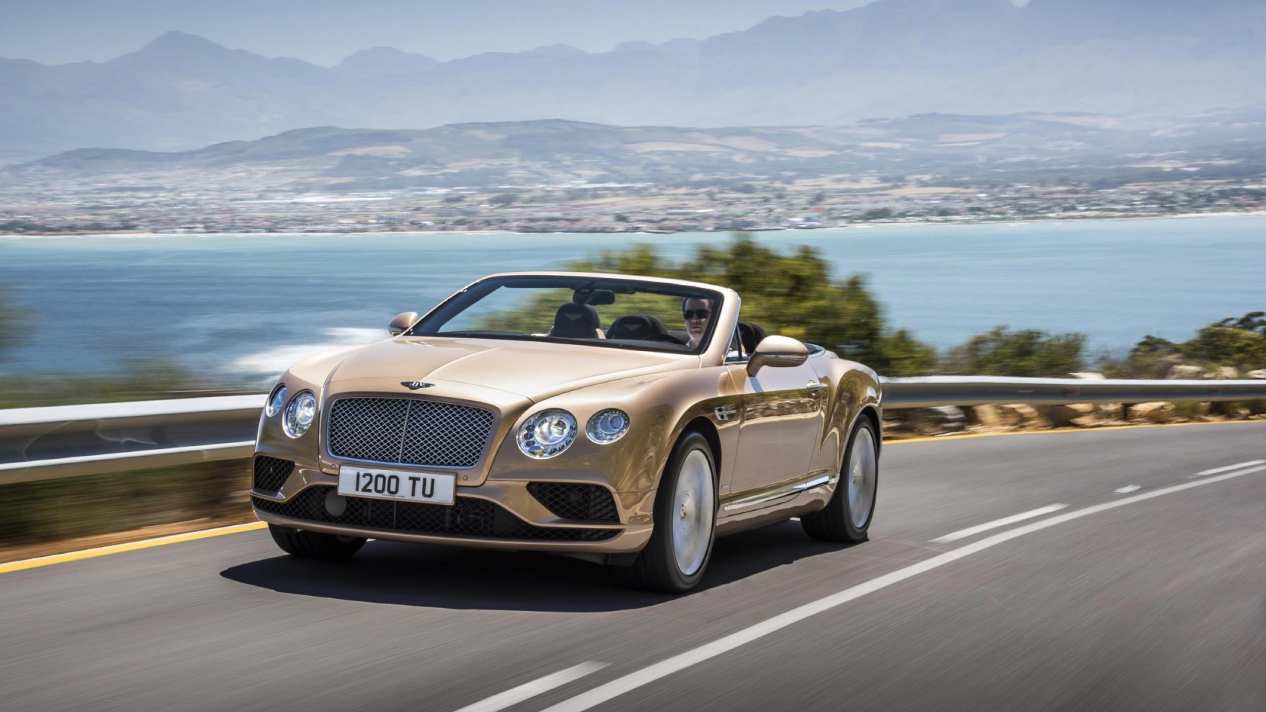 Bentley Wallpapers (69+ images)