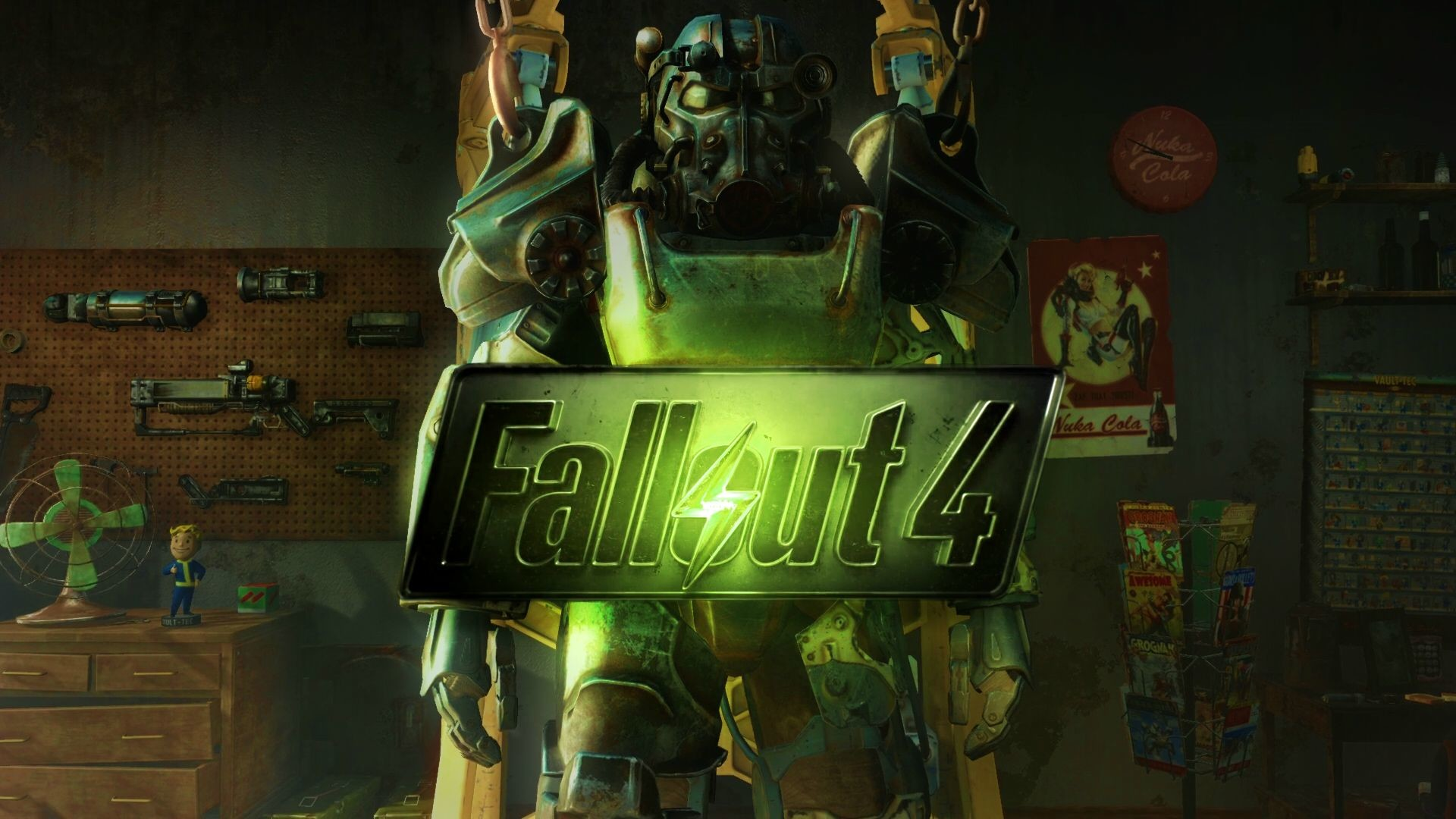 1920x1080 1080p Fallout 4 Wallpaper I made ...
