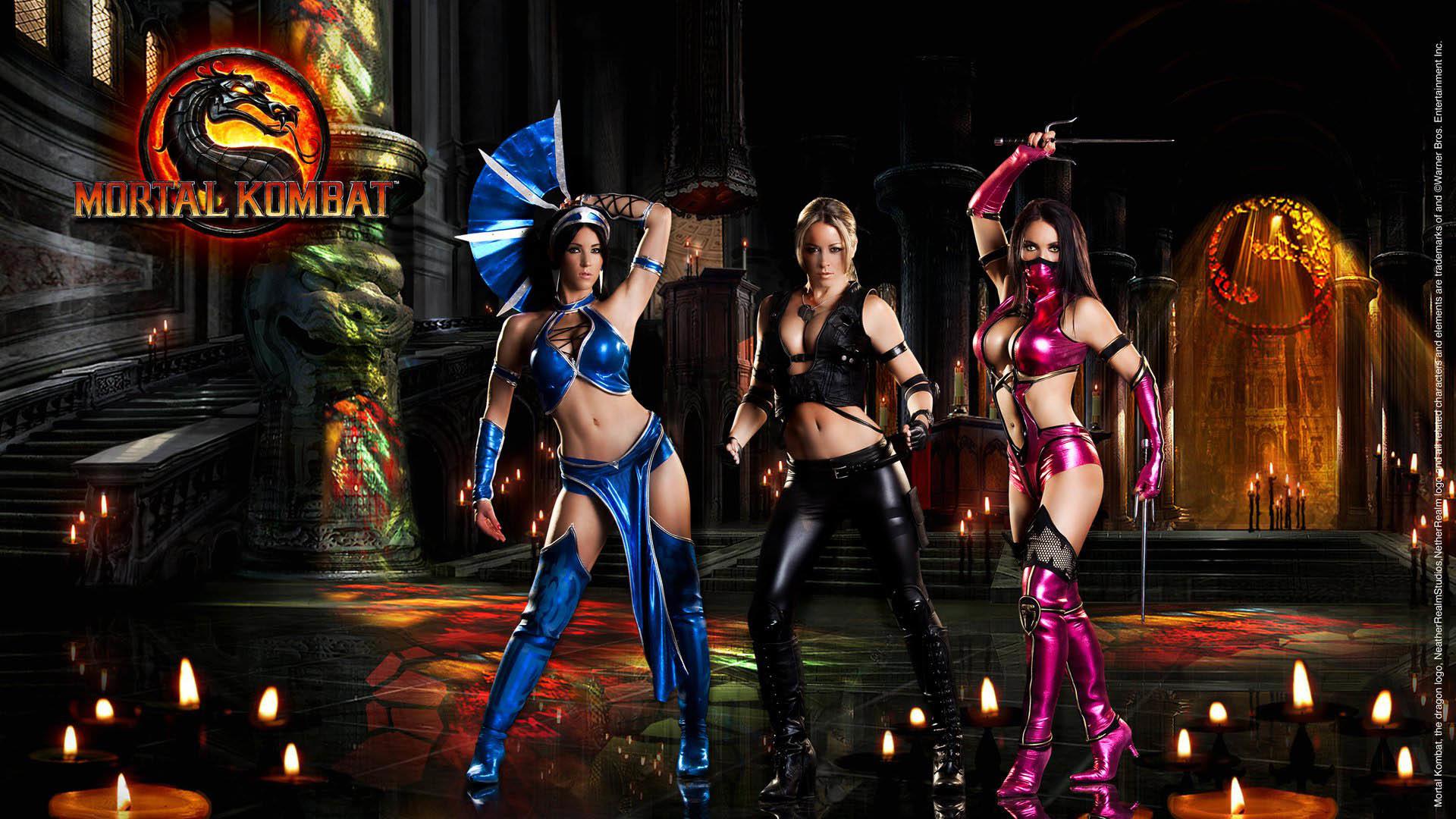 Mortal Kombat X Kitana Wallpaper (77+ images)