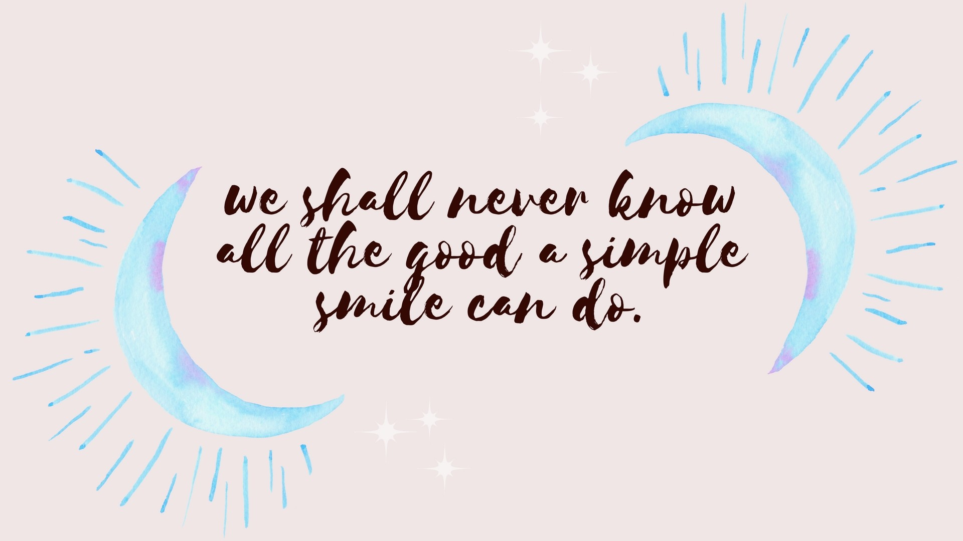 1920x1080 all the good a smile can do desktop wallpaper