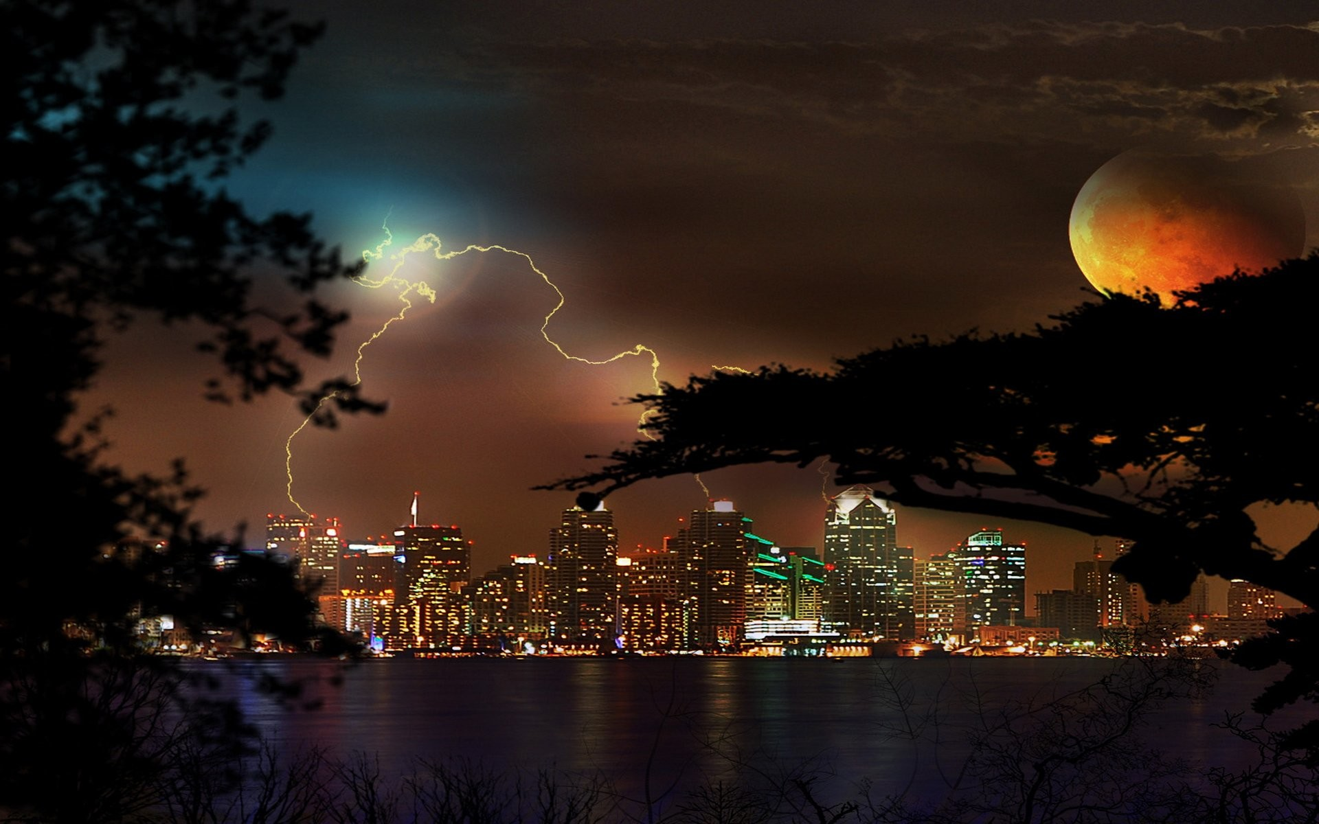 Android tablet hd wallpapers 61 images - Night light city wallpaper ...