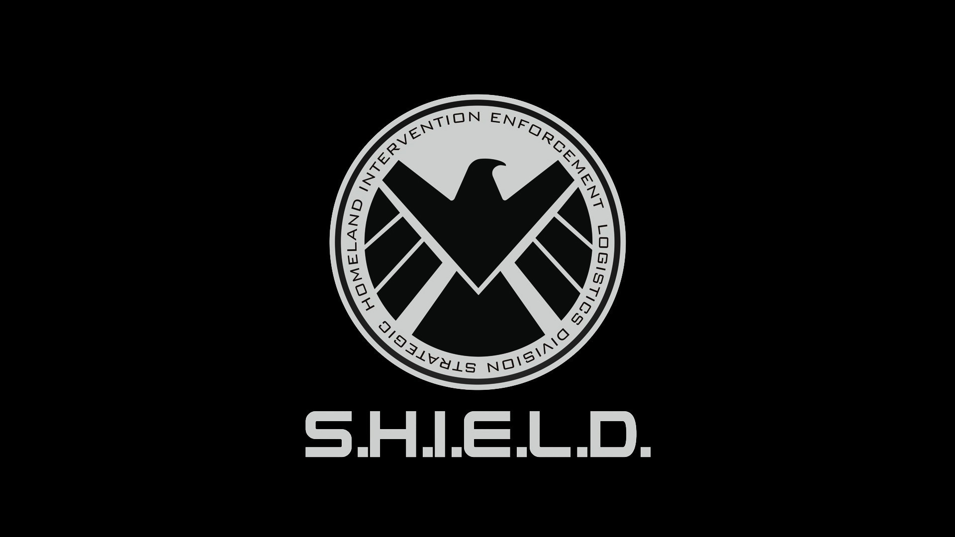 1920x1080 FunMozar – Marvel – The Avengers Shield Logo Wallpapers