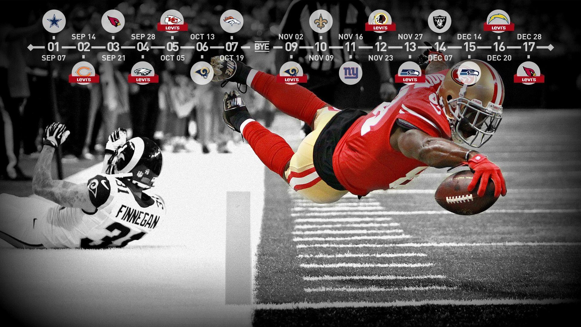 1920x1080 Sports - San Francisco 49ers Wallpaper