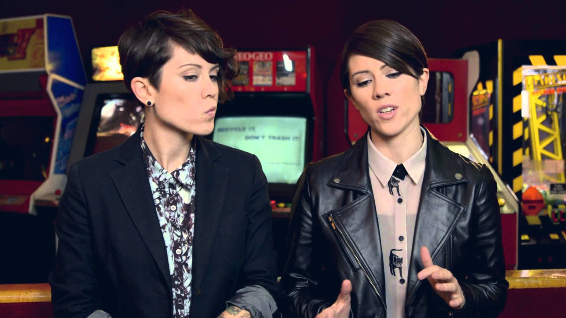 "1920x1080 Tegan & Sara ""I'm Not Your Hero"" - 'Heartthrob': Track by Track - YouTube"