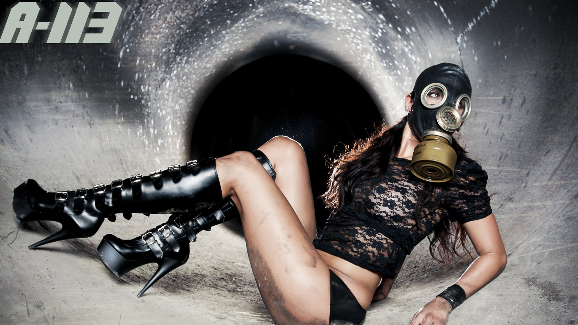 1920x1080 Gasmask Hottie 2 Wallpaper 1920X1080.jpg 1,920×1,080 pixels