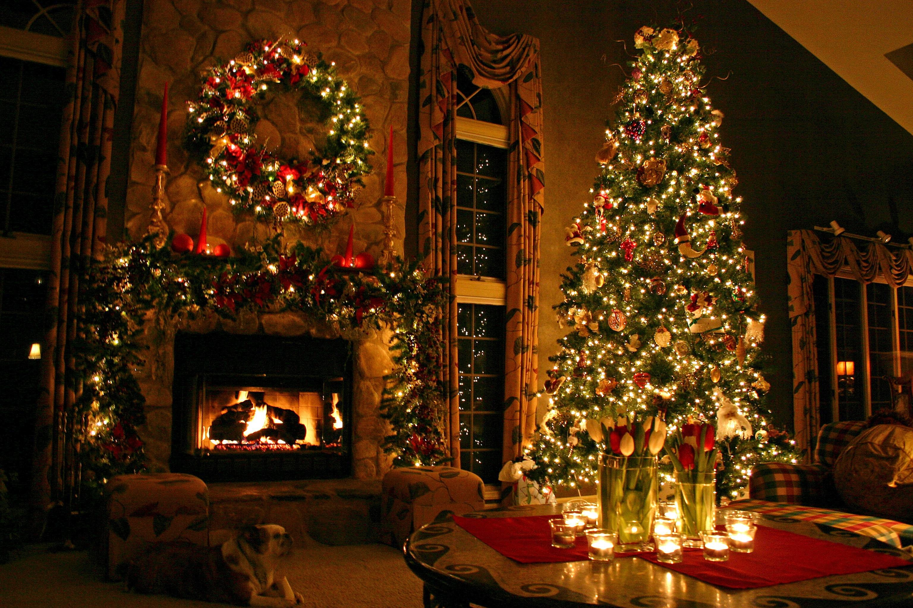 3072x2048 Christmas Tree Wallpapers 1080p