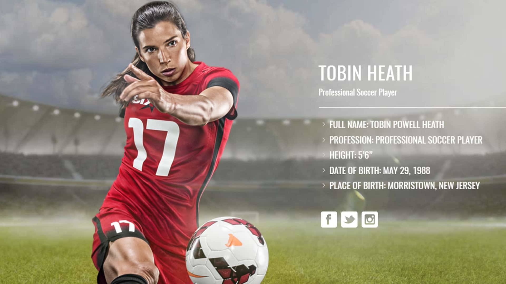 1920x1080 Christen Press & Tobin Heath Part 2