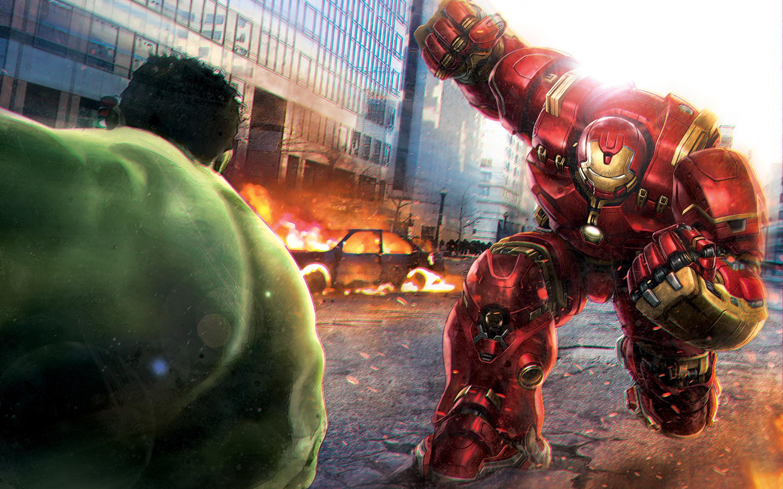 Hulk Vs Hulkbuster Wallpapers 73 Images
