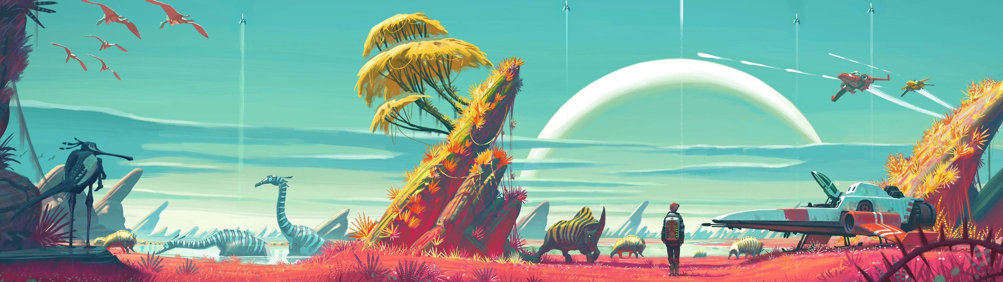 3840x1080 dual screen wallpaper: 3840 X 1080 Dual Screen Wallpaper (59+ Images