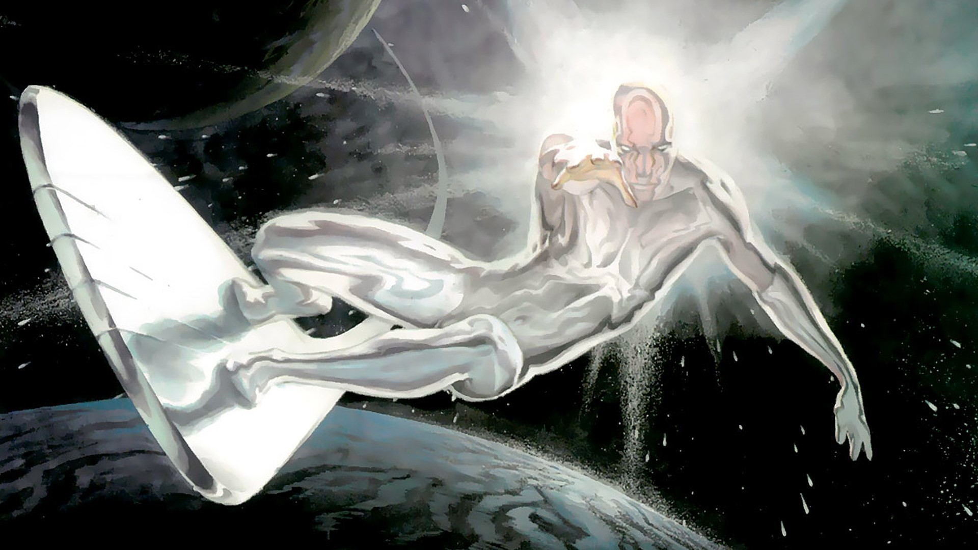 1920x1080  free screensaver wallpapers for silver surfer