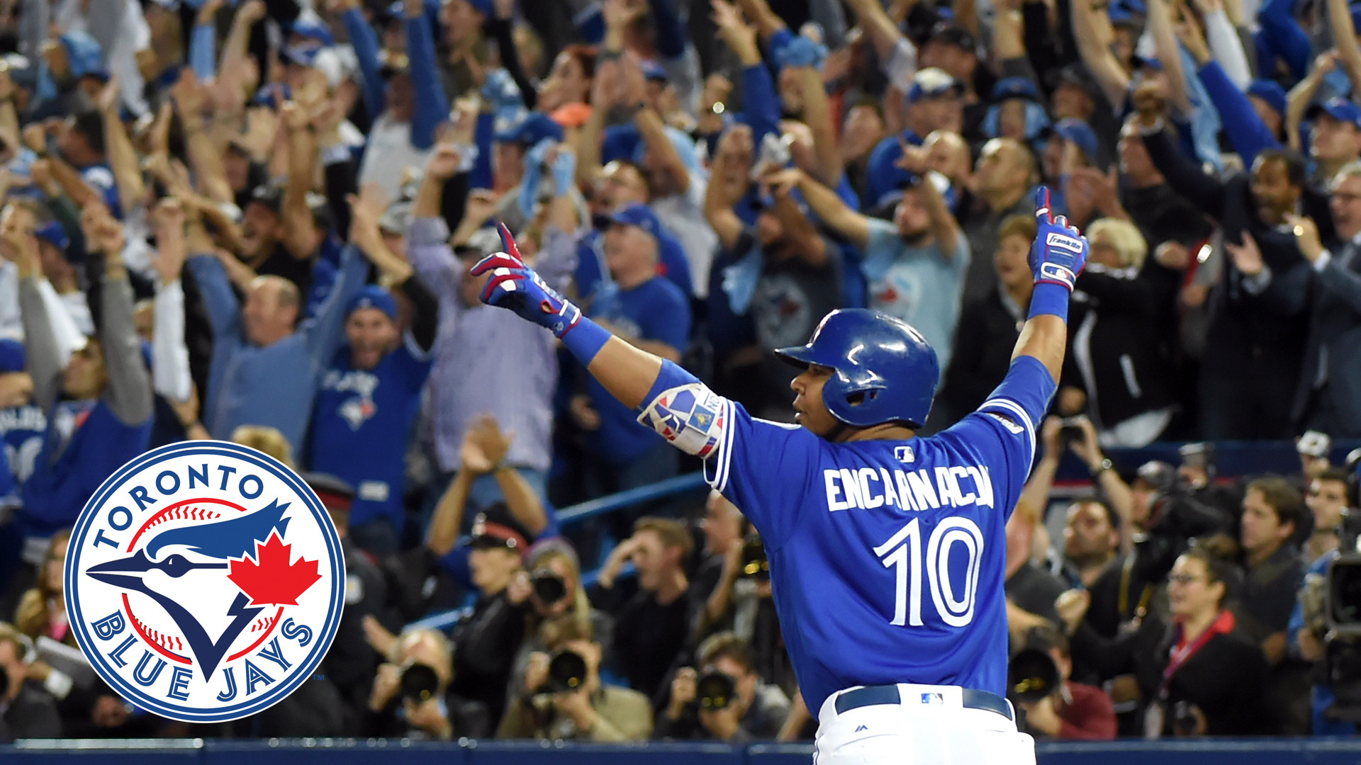 1920x1080 [] Toronto Blue Jays - Edwin Encarnacion Need #iPhone #6S #Plus