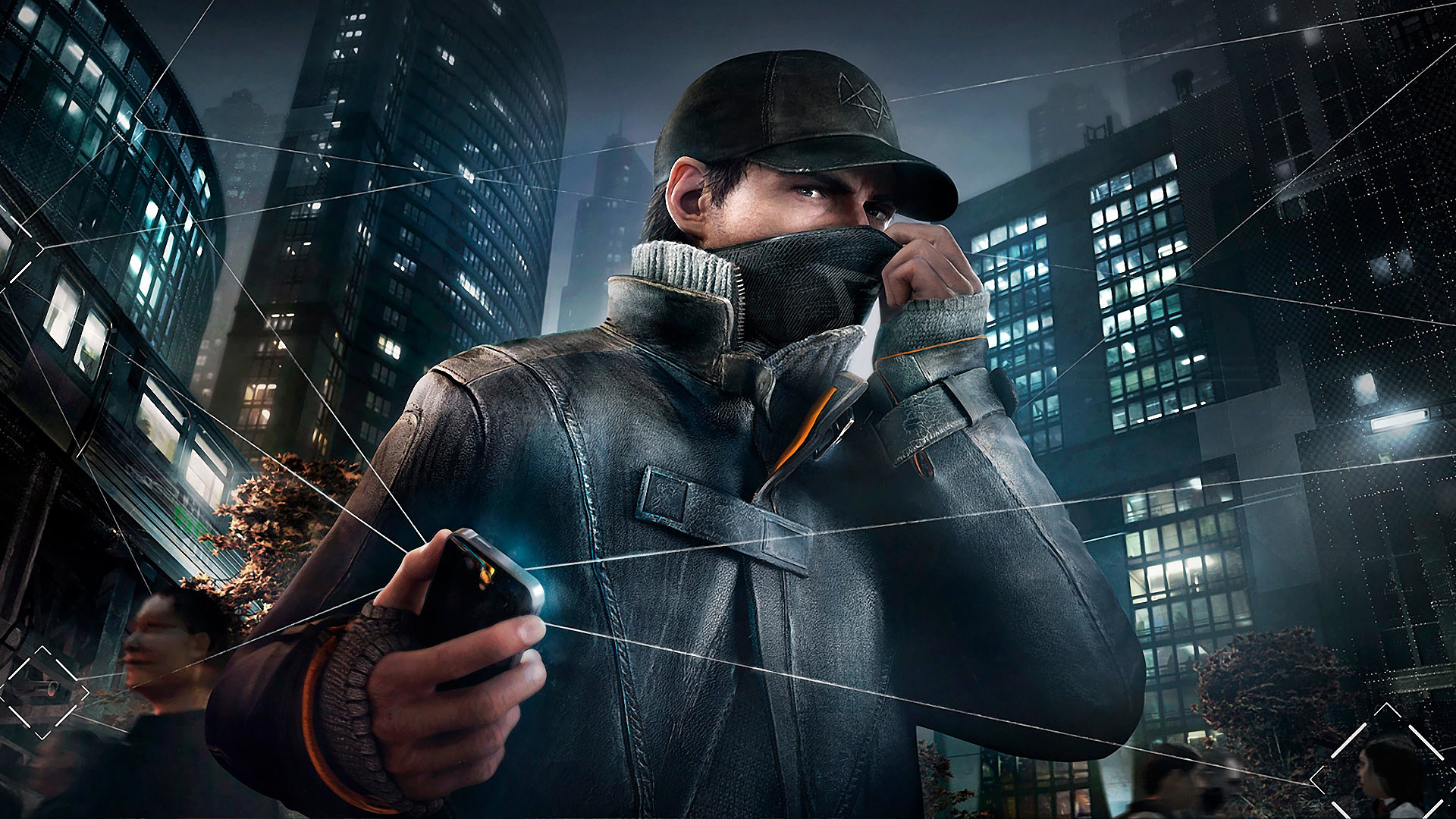 1920x1080 Preview wallpaper watch dogs, aiden pearce, game, 2014