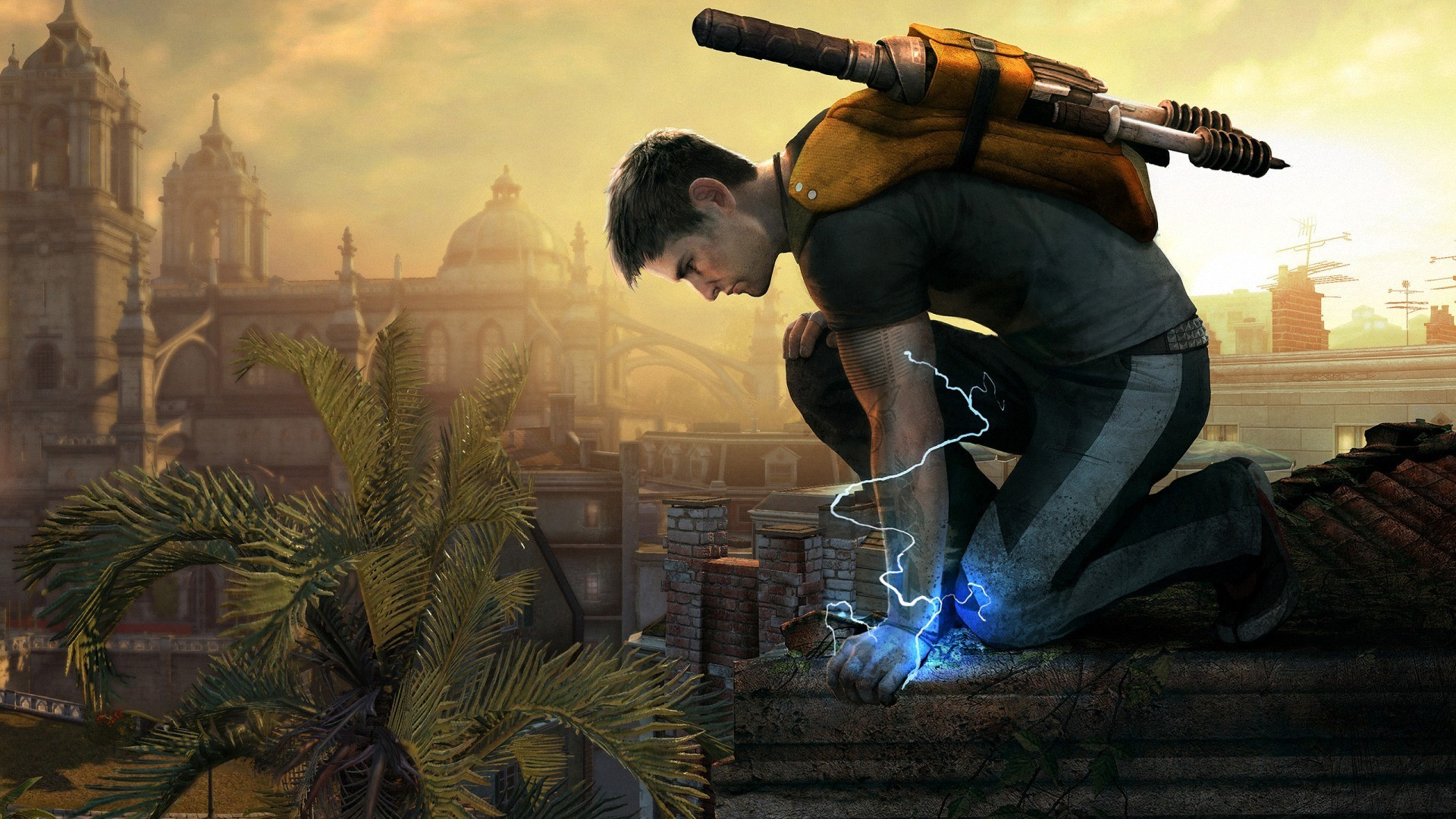 1920x1080 infamous 2 wallpapers. Â«Â«