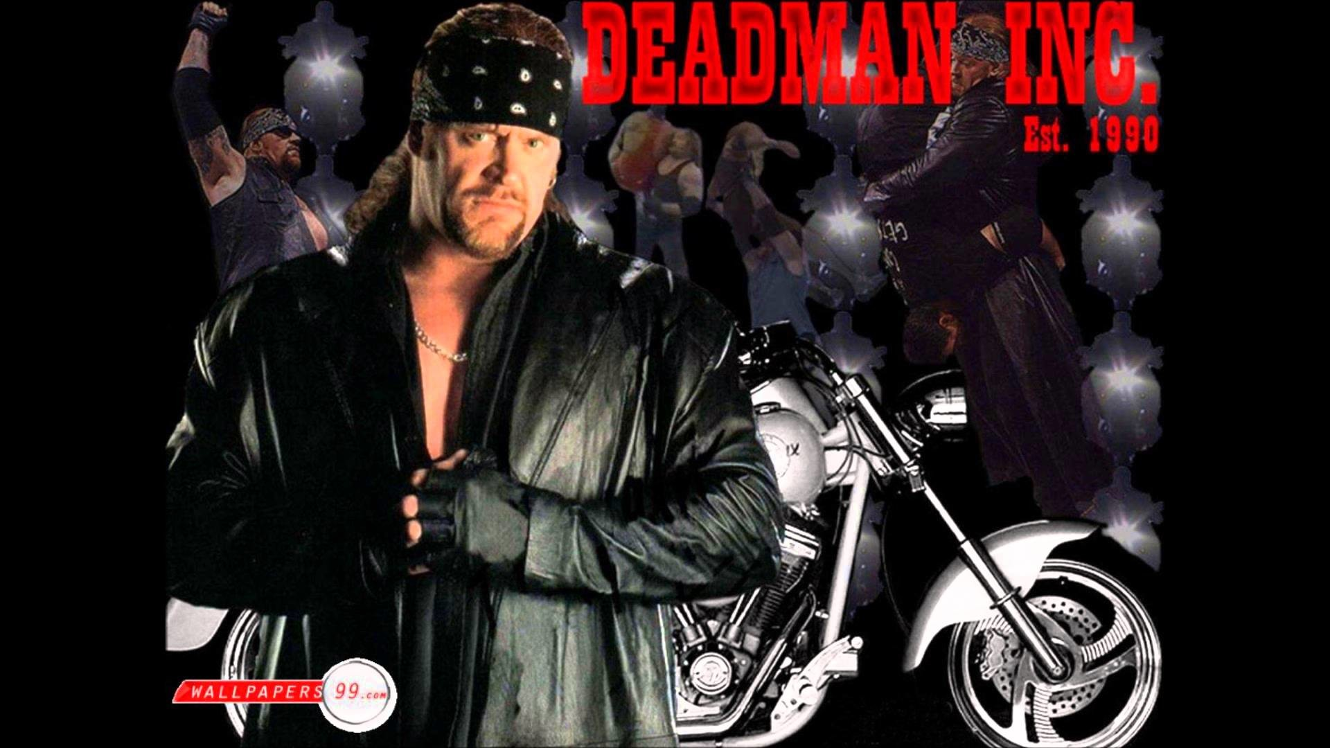 1920x1080 (HD) The Undertaker 8th Theme Song - Rollin' - YouTube