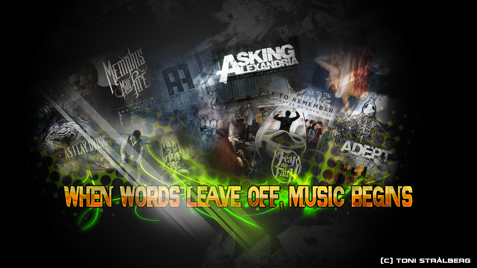 1920x1080 ... asking alexandria wallpaper desktop wallskid ...