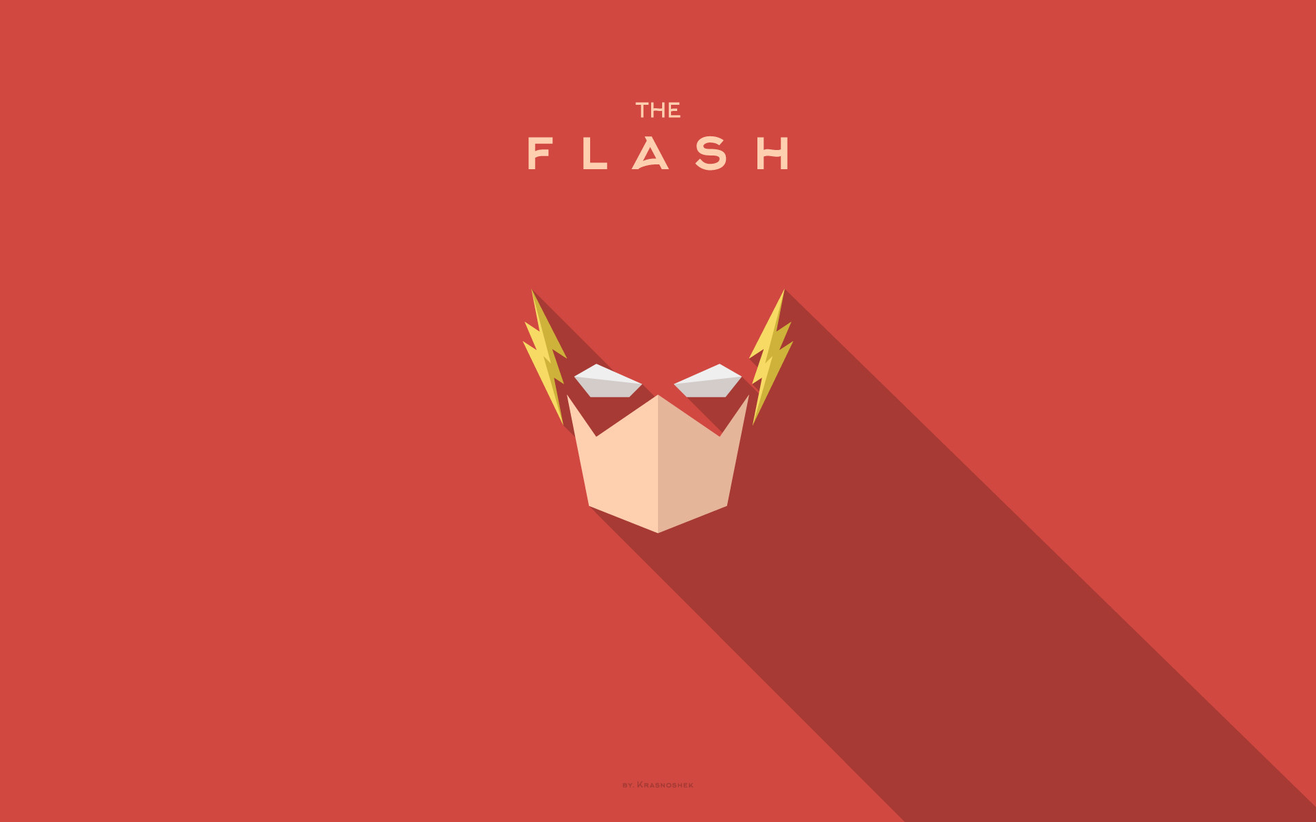 1920x1200 The Flash iPhone Wallpaper 1920×1200