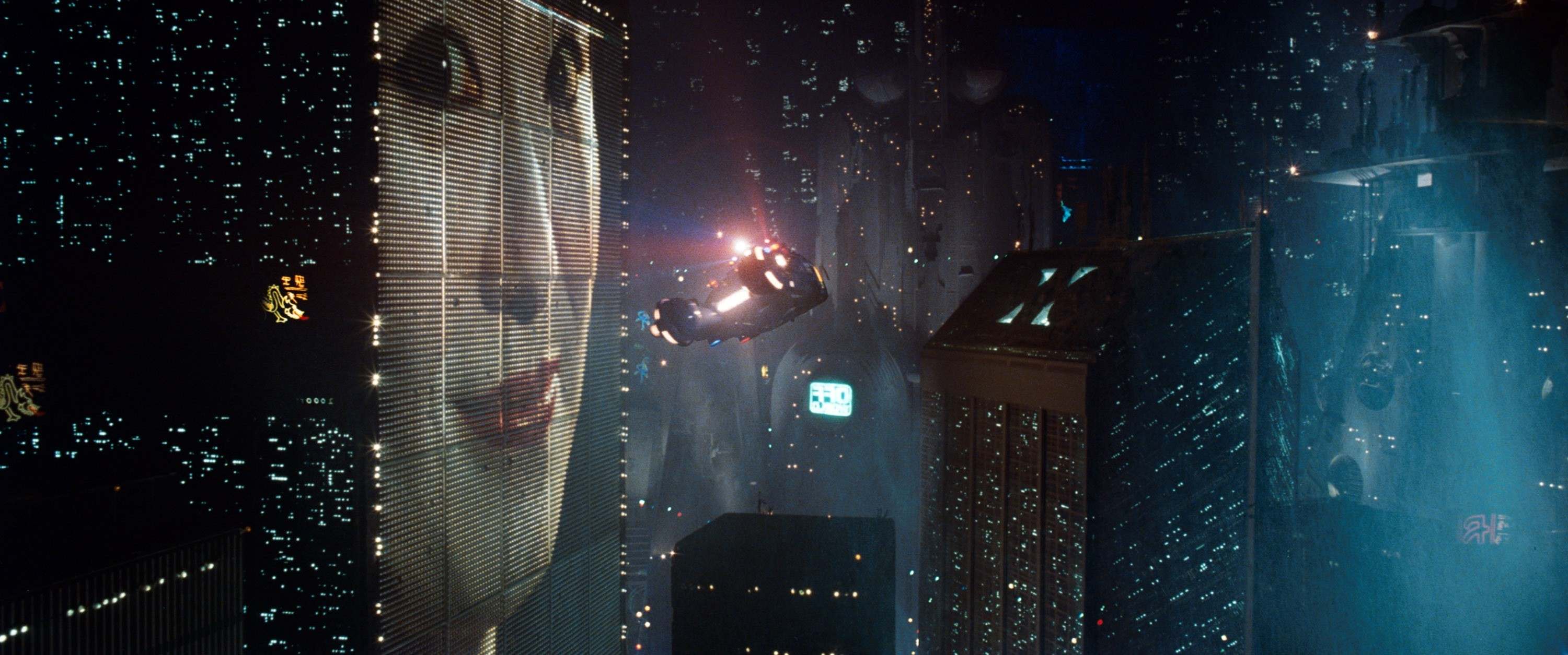 3000x1255 city, Blade Runner, Movies Wallpapers HD / Desktop and Mobile Backgrounds