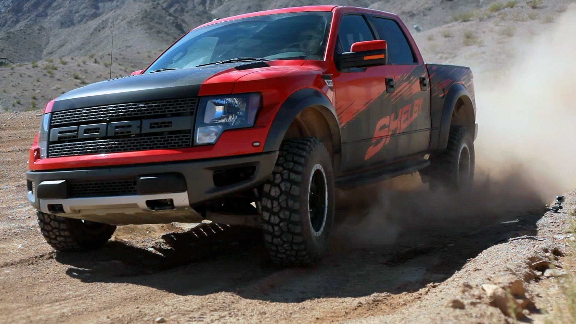 1920x1080 2560x1440 Cars wallpapers Ford F-150 Raptor Race Truck - 2016