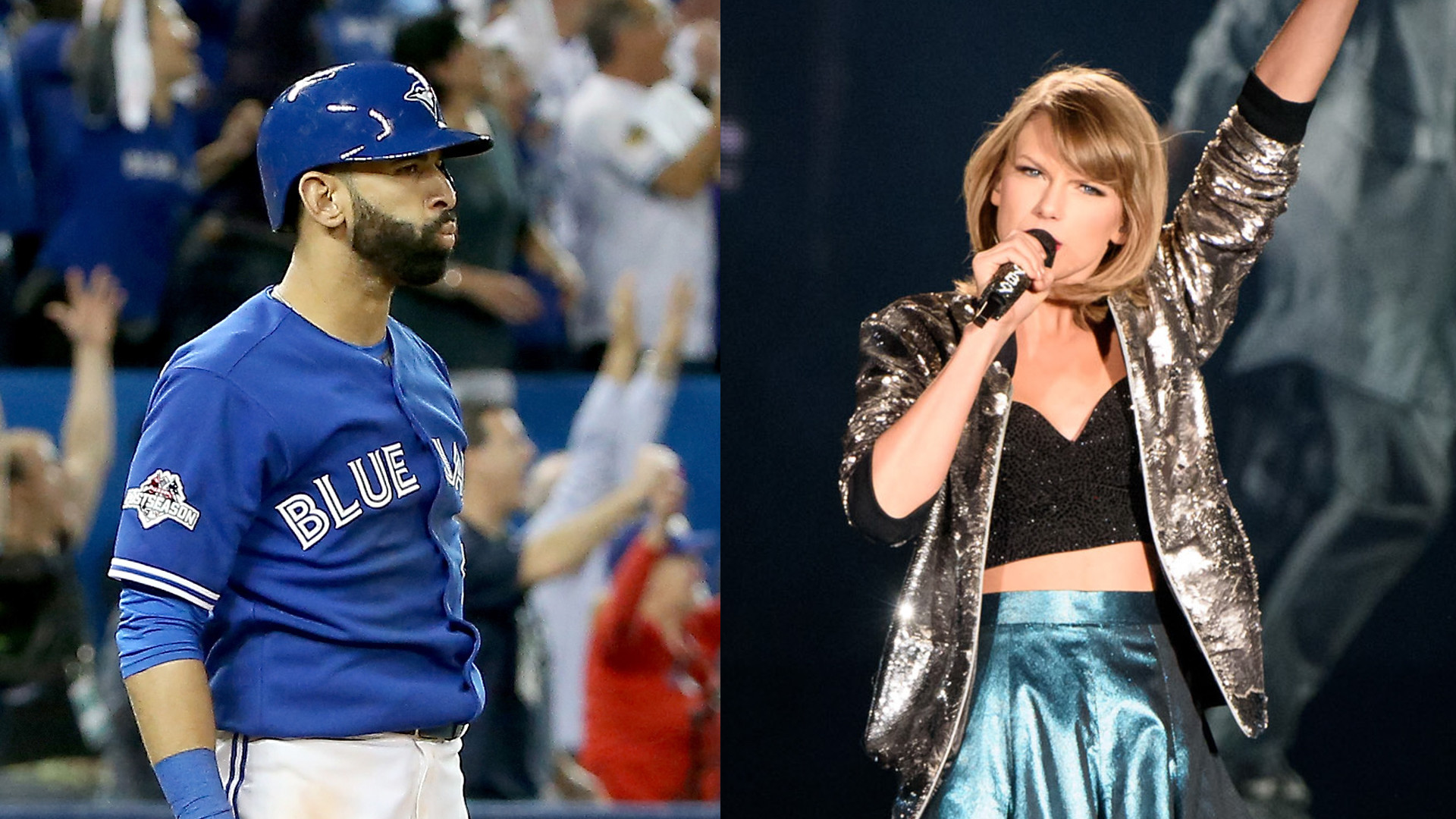 1920x1080 Jose Bautista | Taylor Swift
