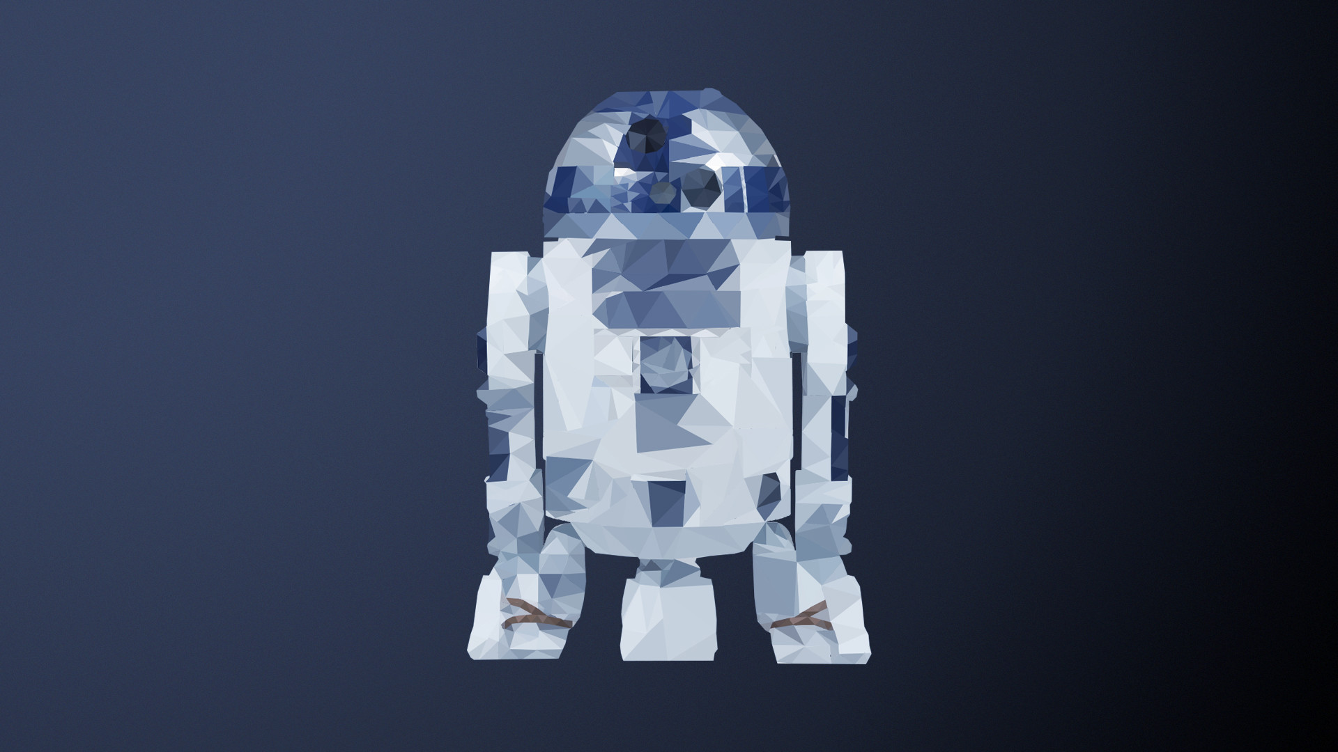 1920x1200 Star Wars The Clone R2d2 Wallpaper