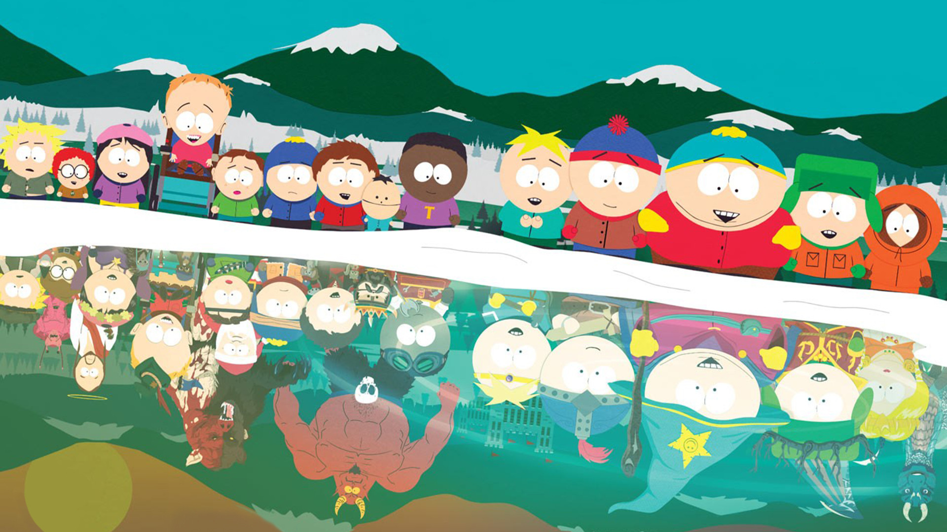 1920x1080 South Park wallpapers