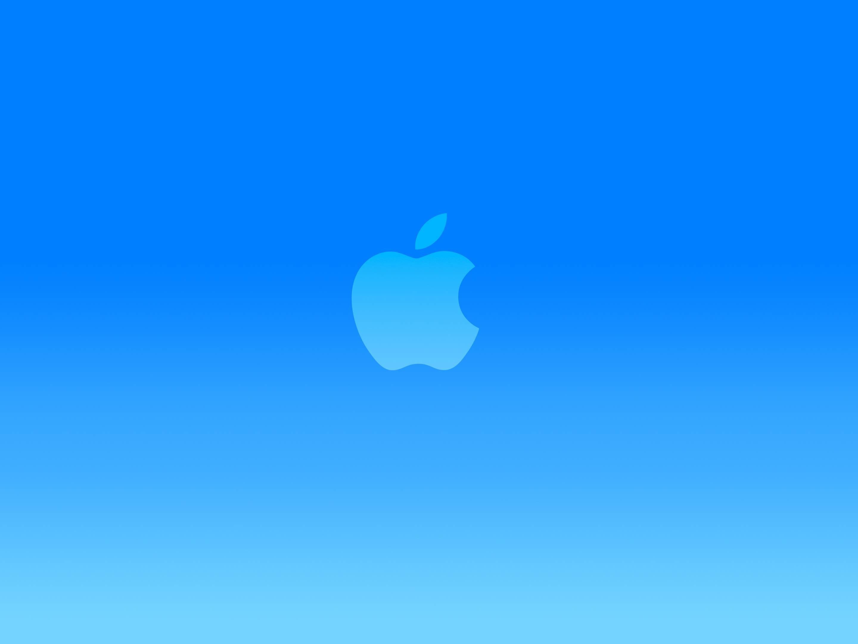 blue apple wallpaper (71+ images)