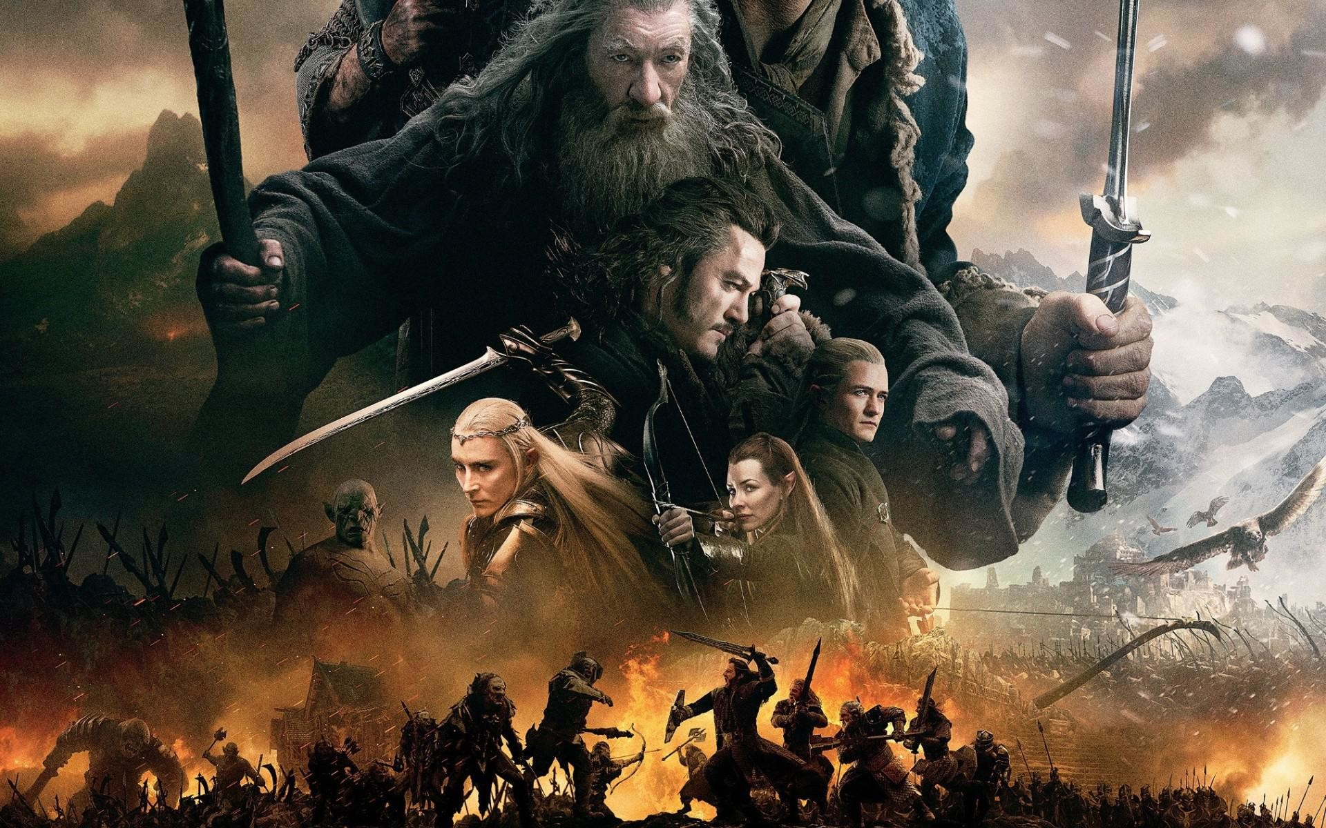 1920x1200 The Hobbit: The Battle of the Five Armies Wallpaper HD 6 - 1920 X 1200