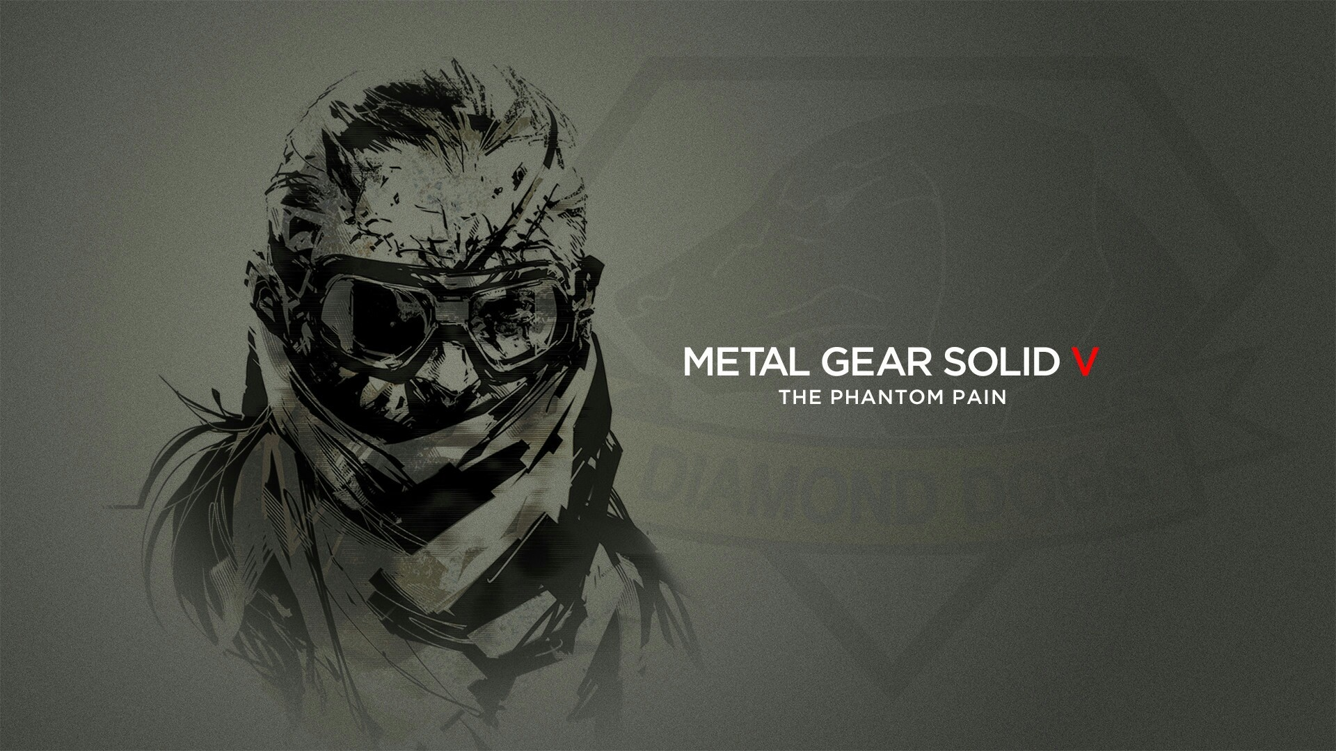 1920x1080 Metal Gear Solid V The Phantom Pain Wallpaper #mgsv #mgs #metalgearsolid  #metalgearsolidv