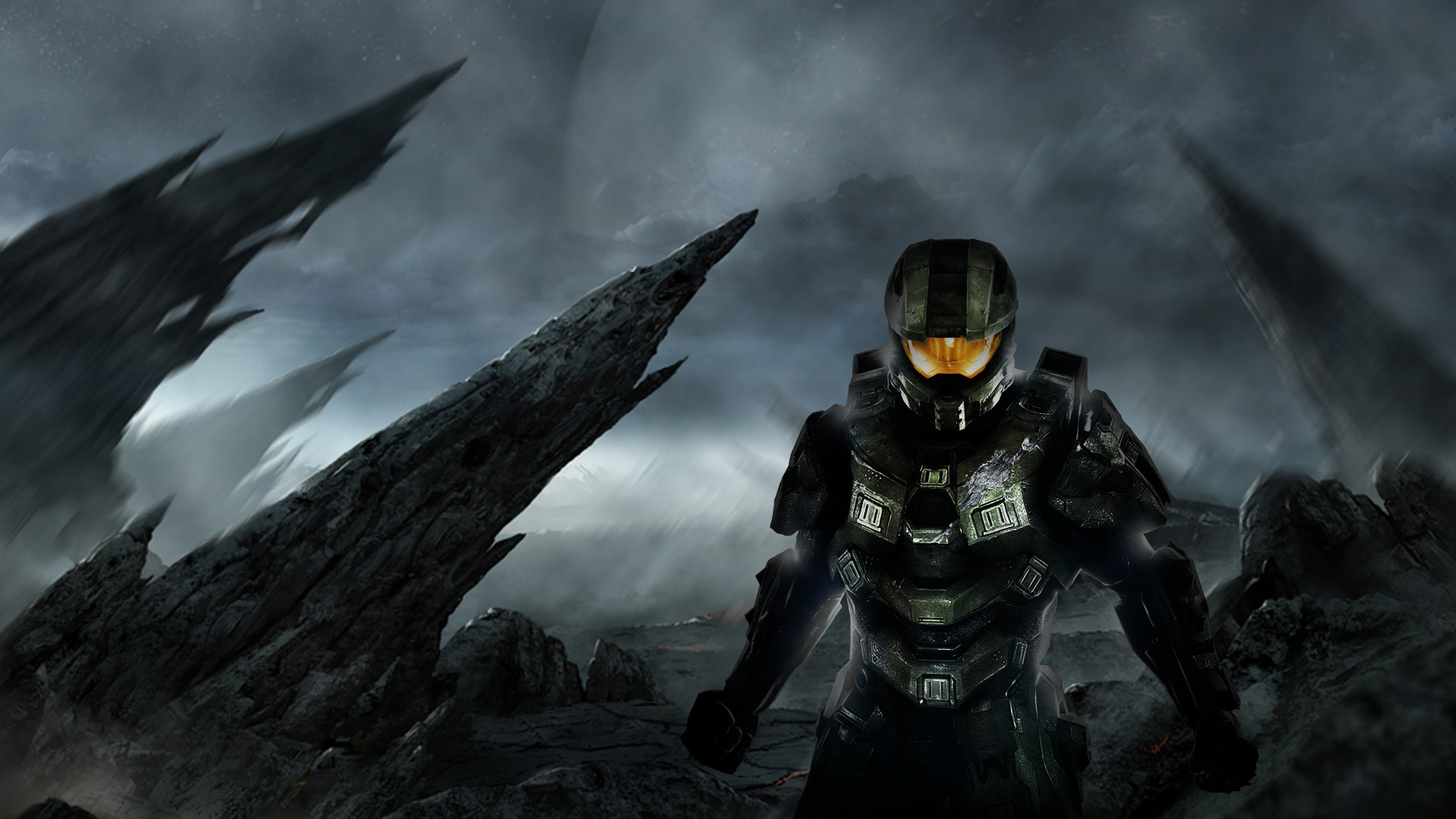 1920x1080 Halo Wallpaper