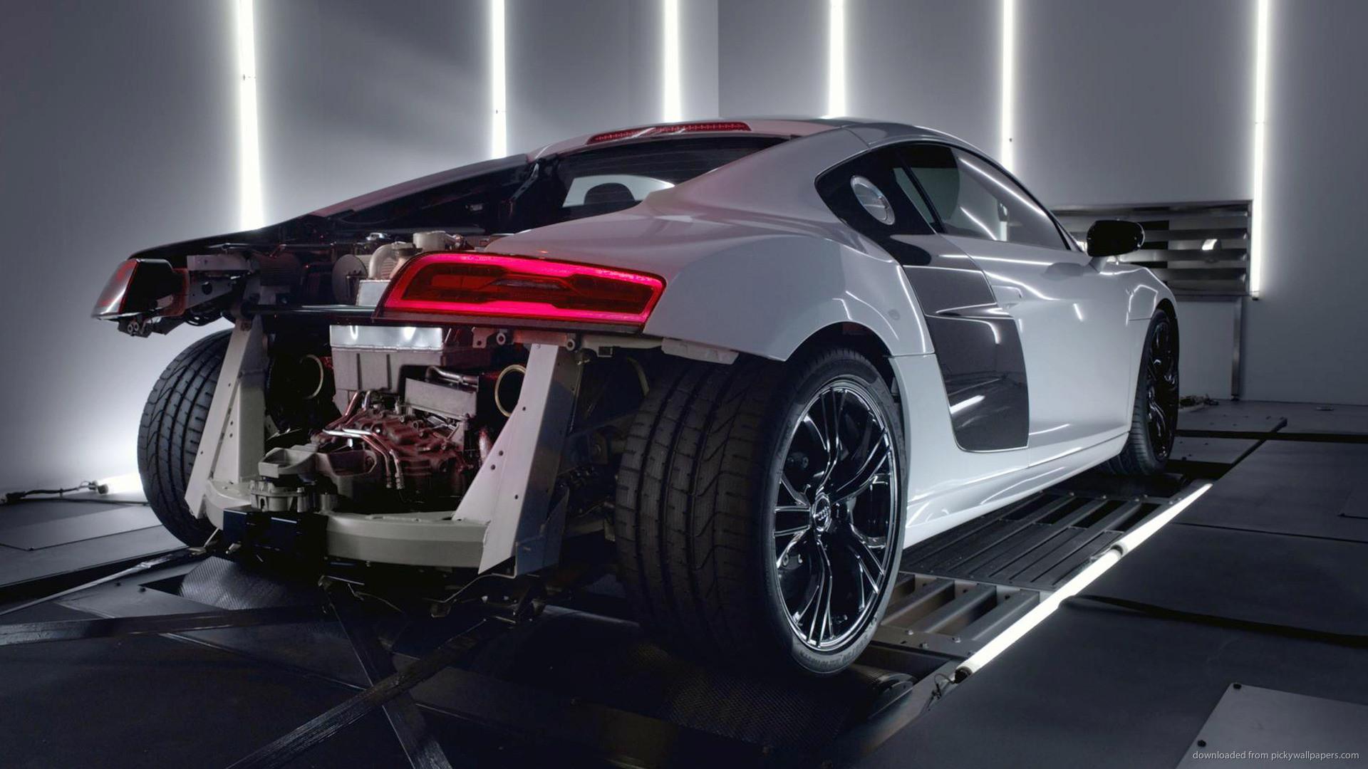 HD Audi R8 Backgrounds Pixels Talk