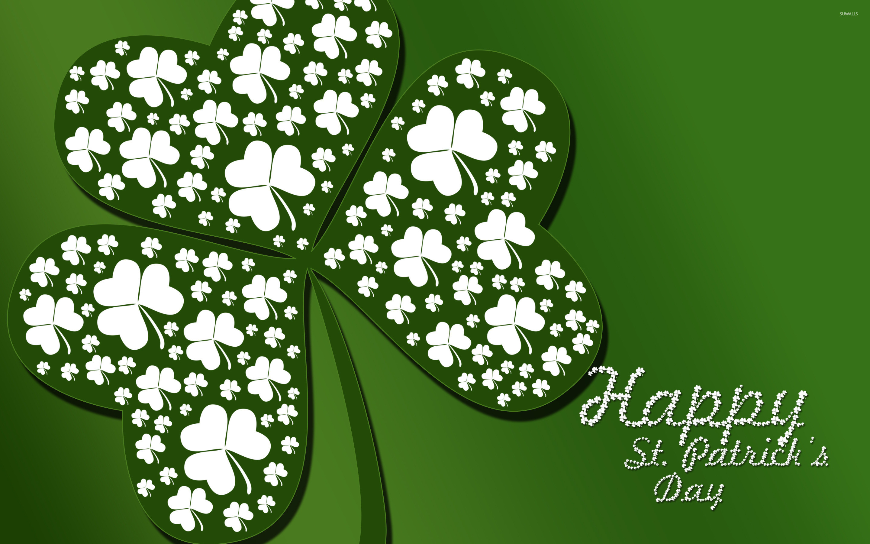 2880x1800 St. Patrick's Day wallpaper  jpg