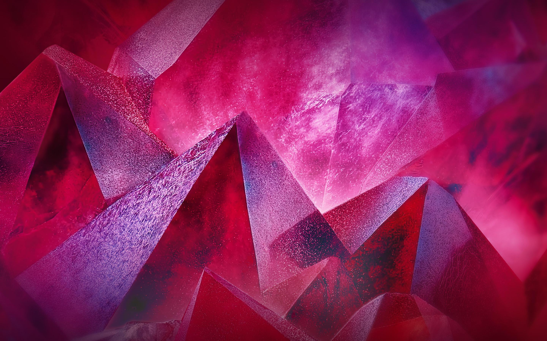 Crystals Wallpaper (63+ images)