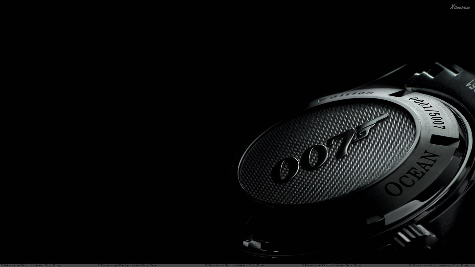 007 Logo Wallpaper (70+ images)