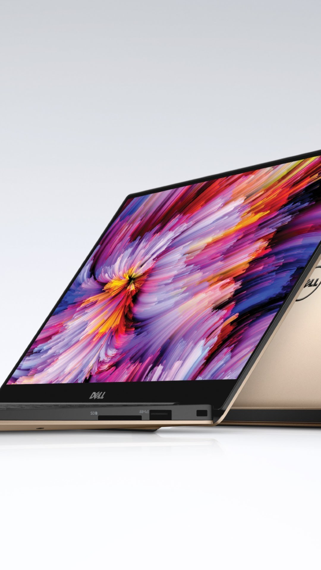1080x1920 Dell XPS ultrabook is featured in this image under the Computer label ·  Save the ultrabook wallpaper from listed links in 4K and HD sizes if you'd  like to ...