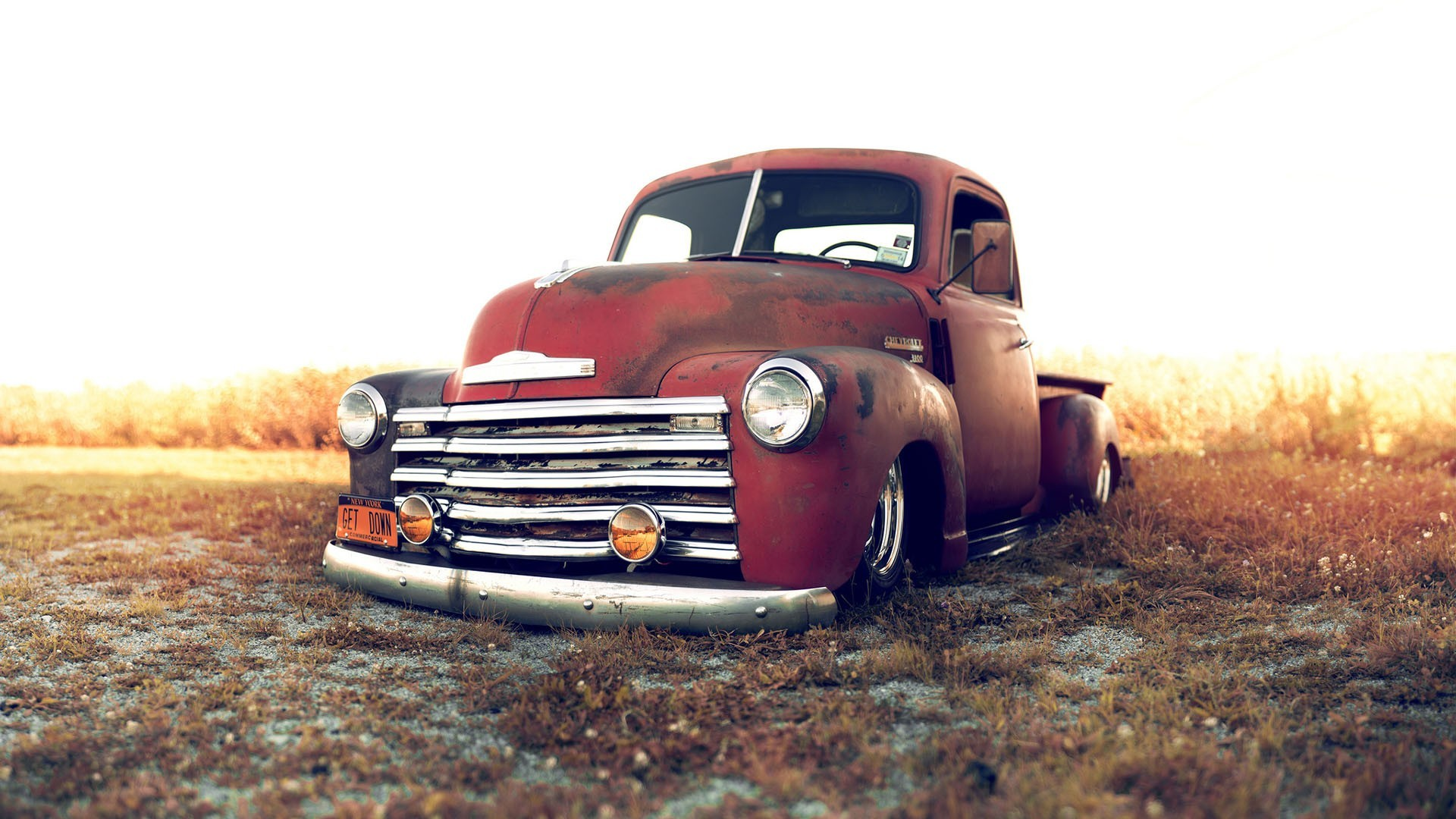 old chevy truck wallpapers (44+ images)