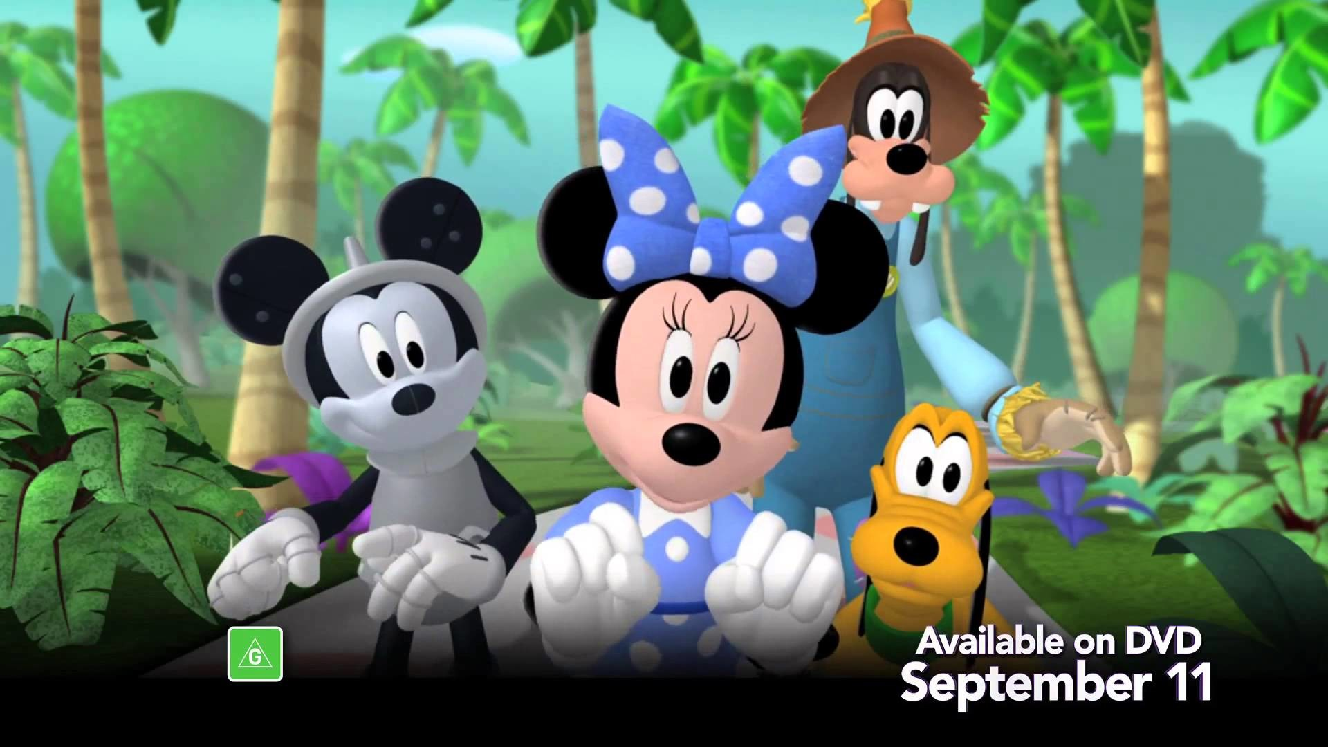 1920x1080 Mickey Mouse Clubhouse Minnie's The Wizard of Dizz │Available on DVD  September 11 - YouTube