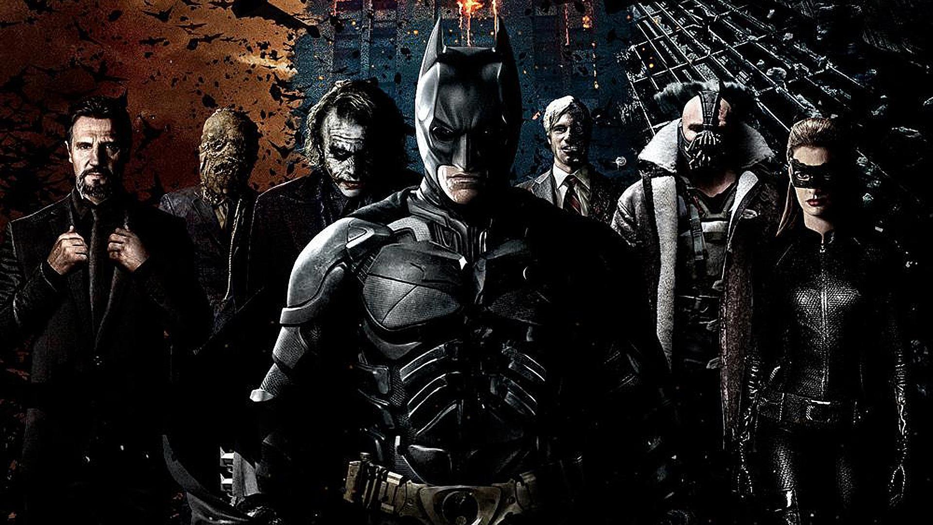 batman knight dark returns wallpapers desktop cave