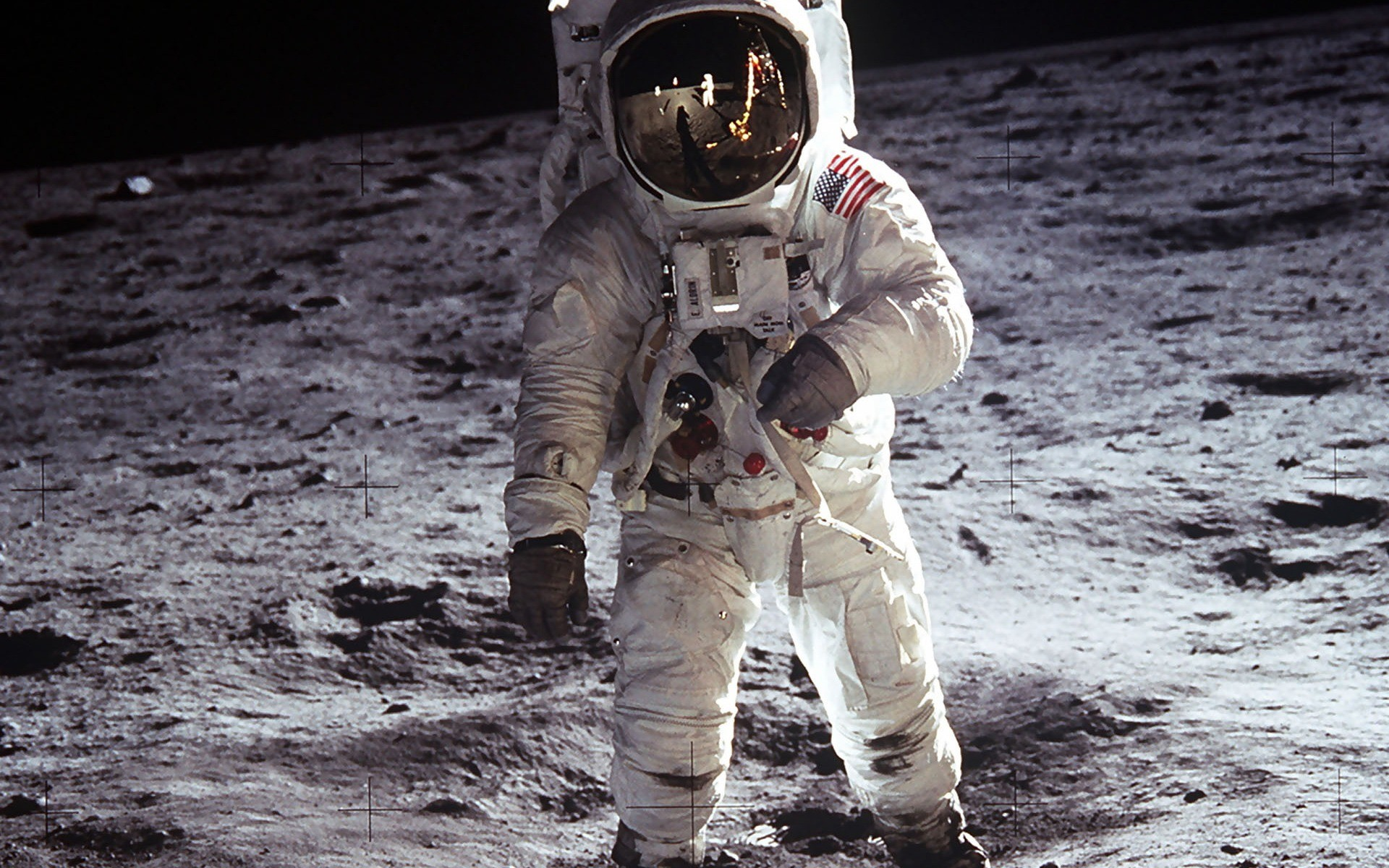 Man On The Moon Wallpaper 58 Images