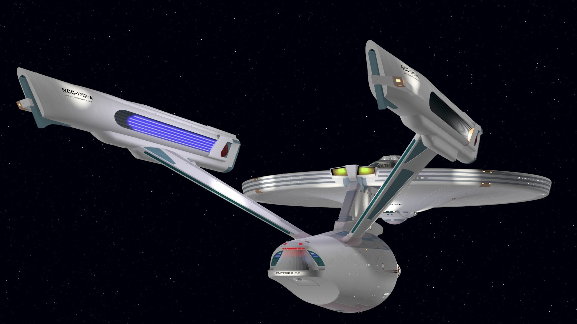 Fabuleux Star Trek Enterprise Wallpaper HD (70+ images) ON66