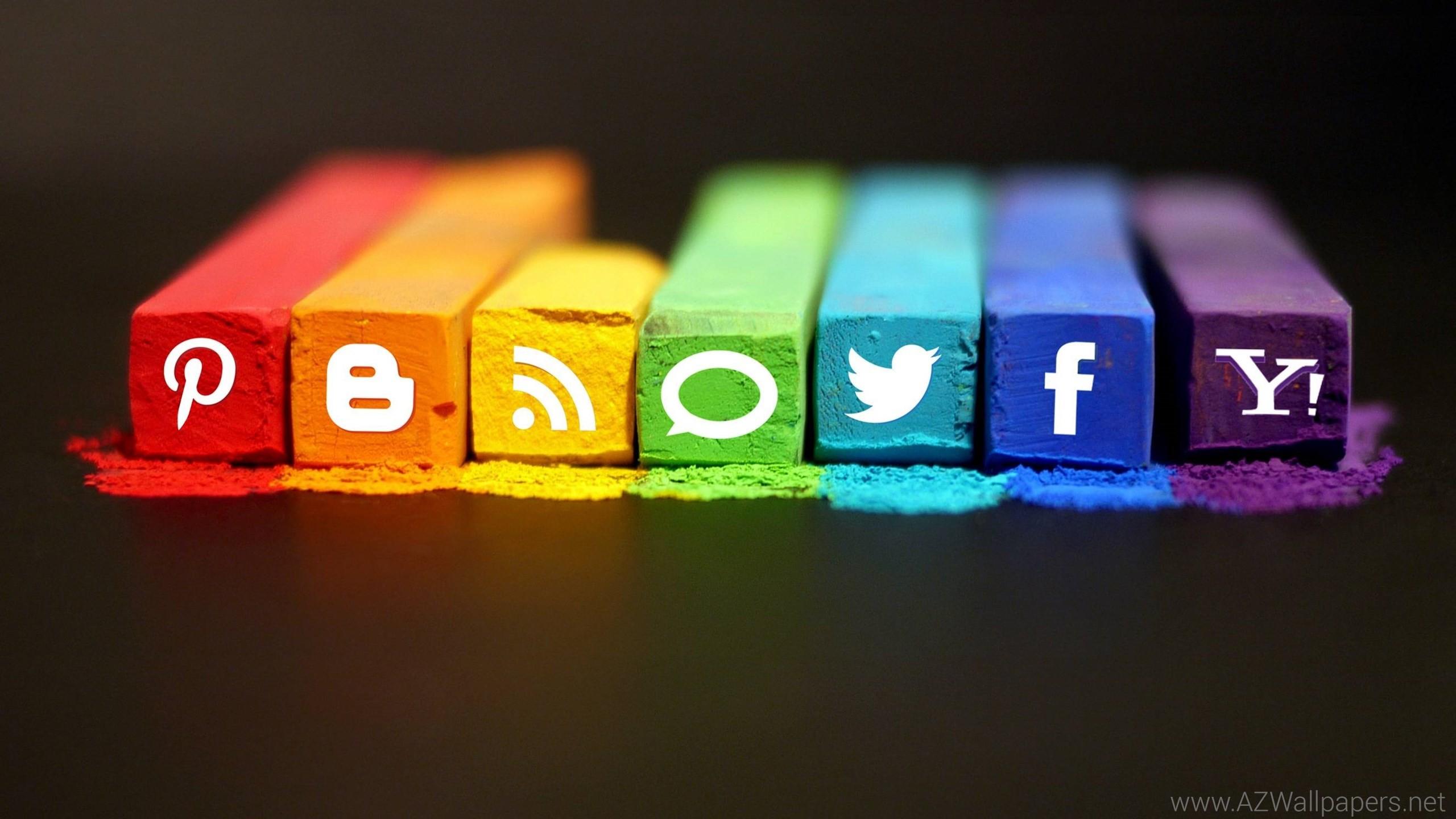 Social Media Wallpaper HD (73+ images)