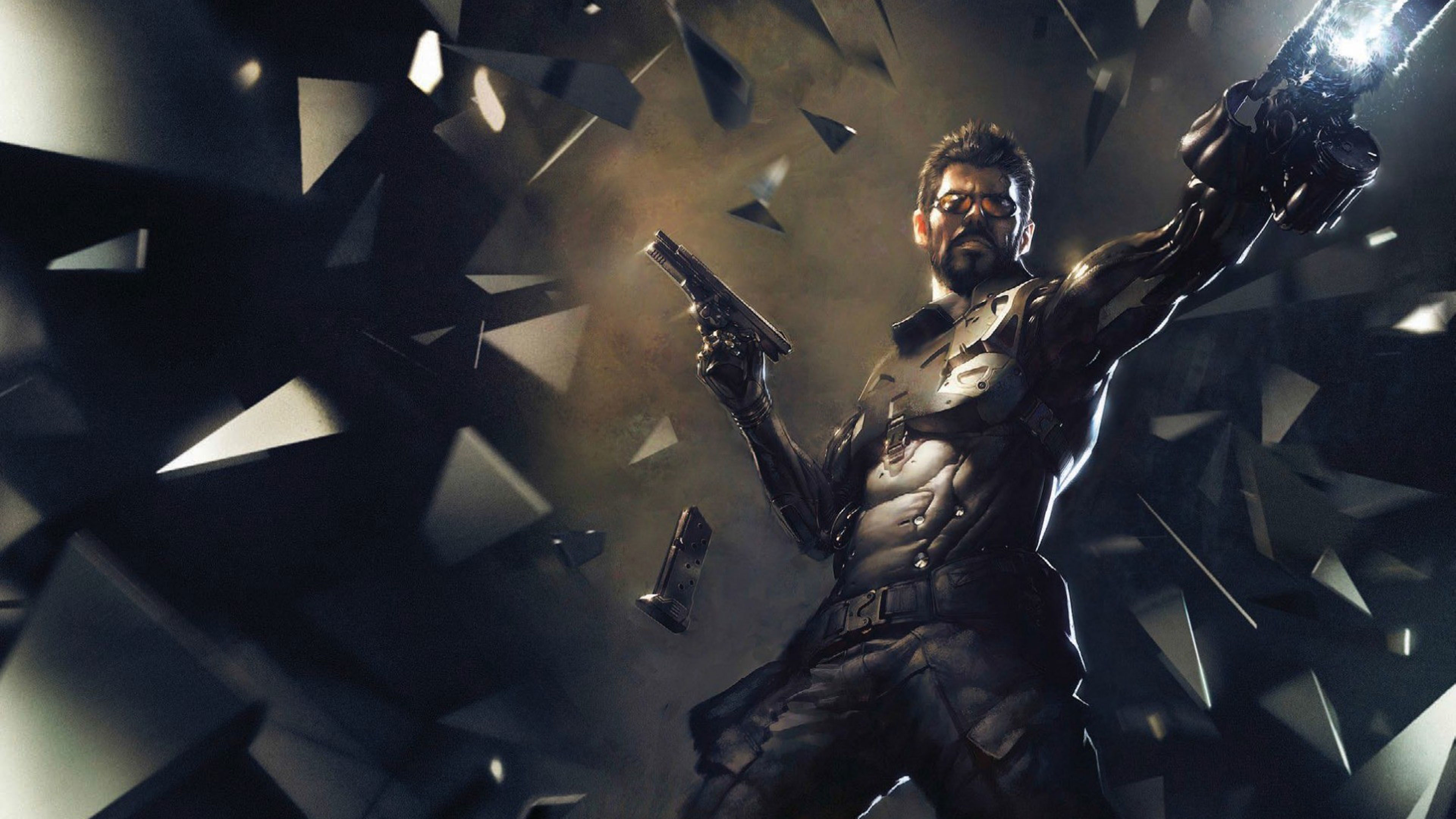 3840x2160 Deus Ex: Mankind Divided 4K Wallpaper ...